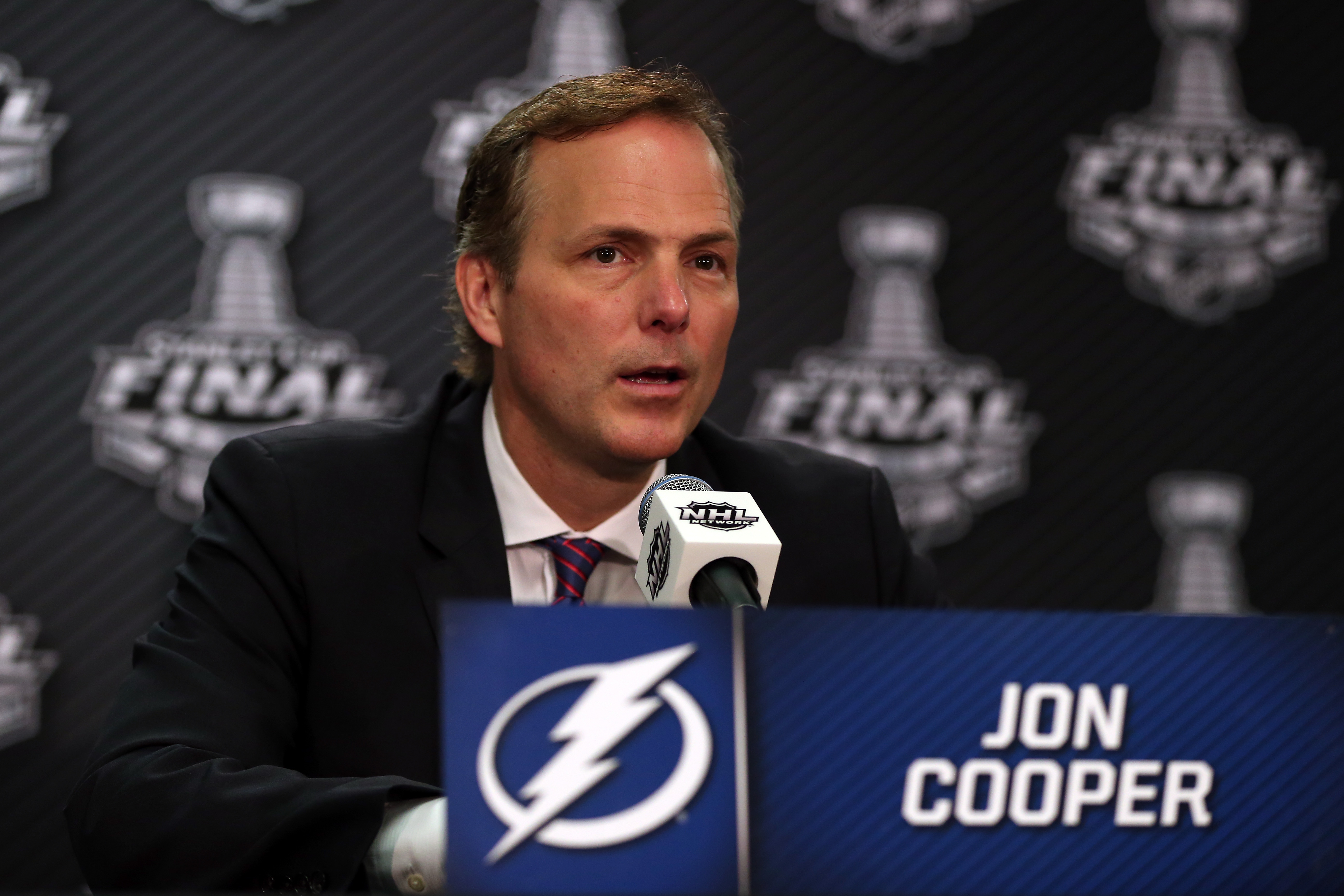 Jon Cooper is on the ballot as best local coach.