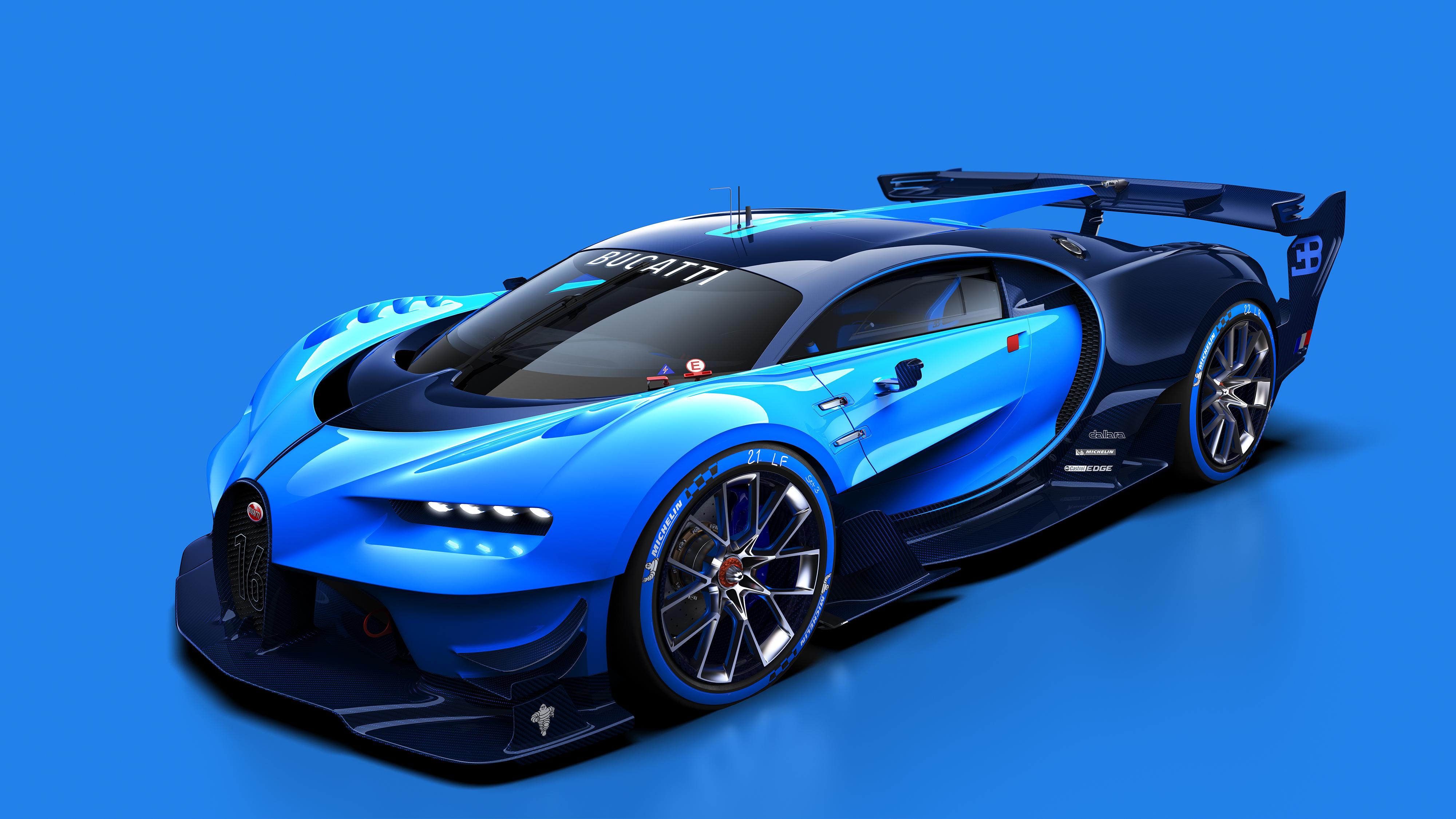Bugatti - The Verge