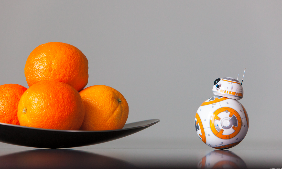 Say hello to the $150 version of Star Wars' cutest droid
