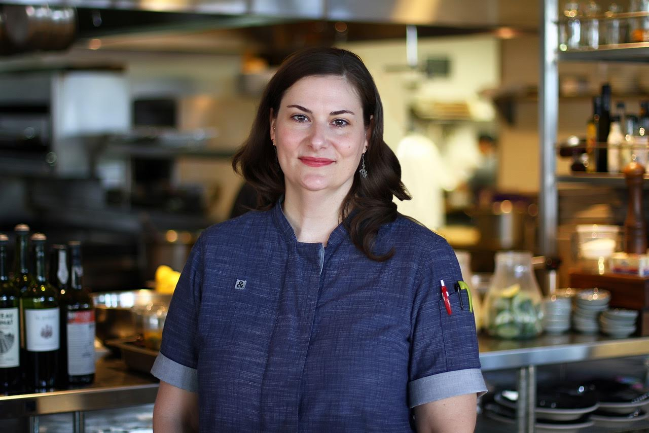 Pastry chef Laurel Wimberg