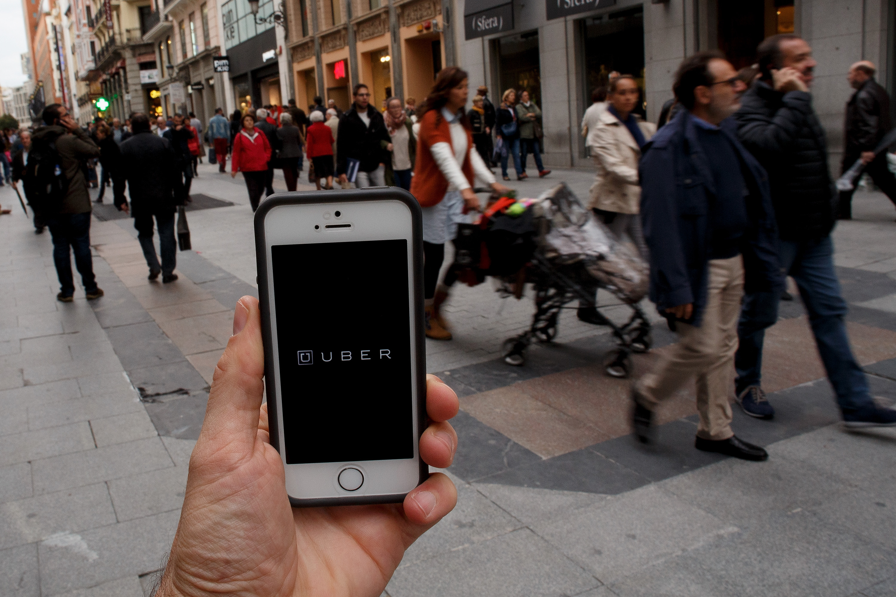 Would You Uber an Online Shopping Purchase?