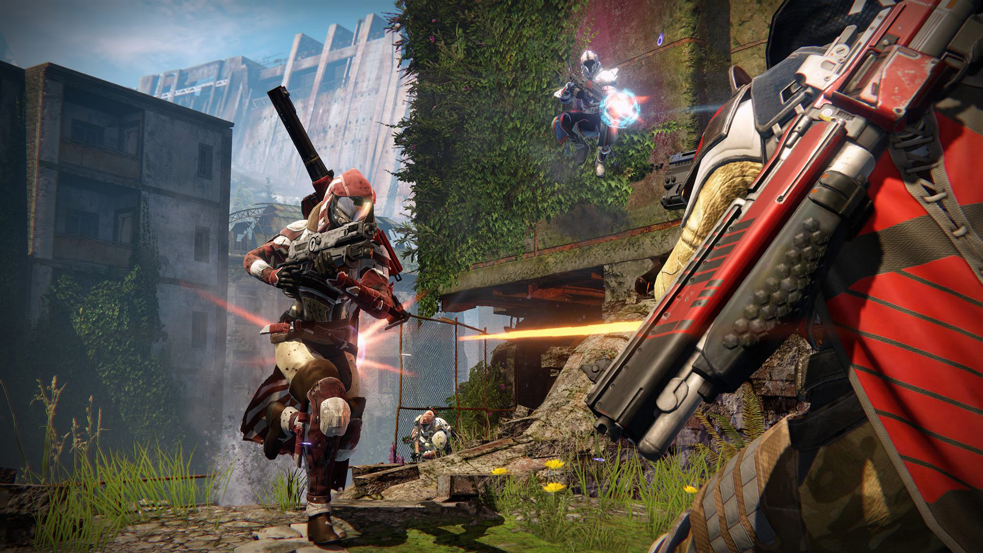 Bungie's adding a new 'Mercy Rule' to Destiny's Crucible to reduce big blowouts