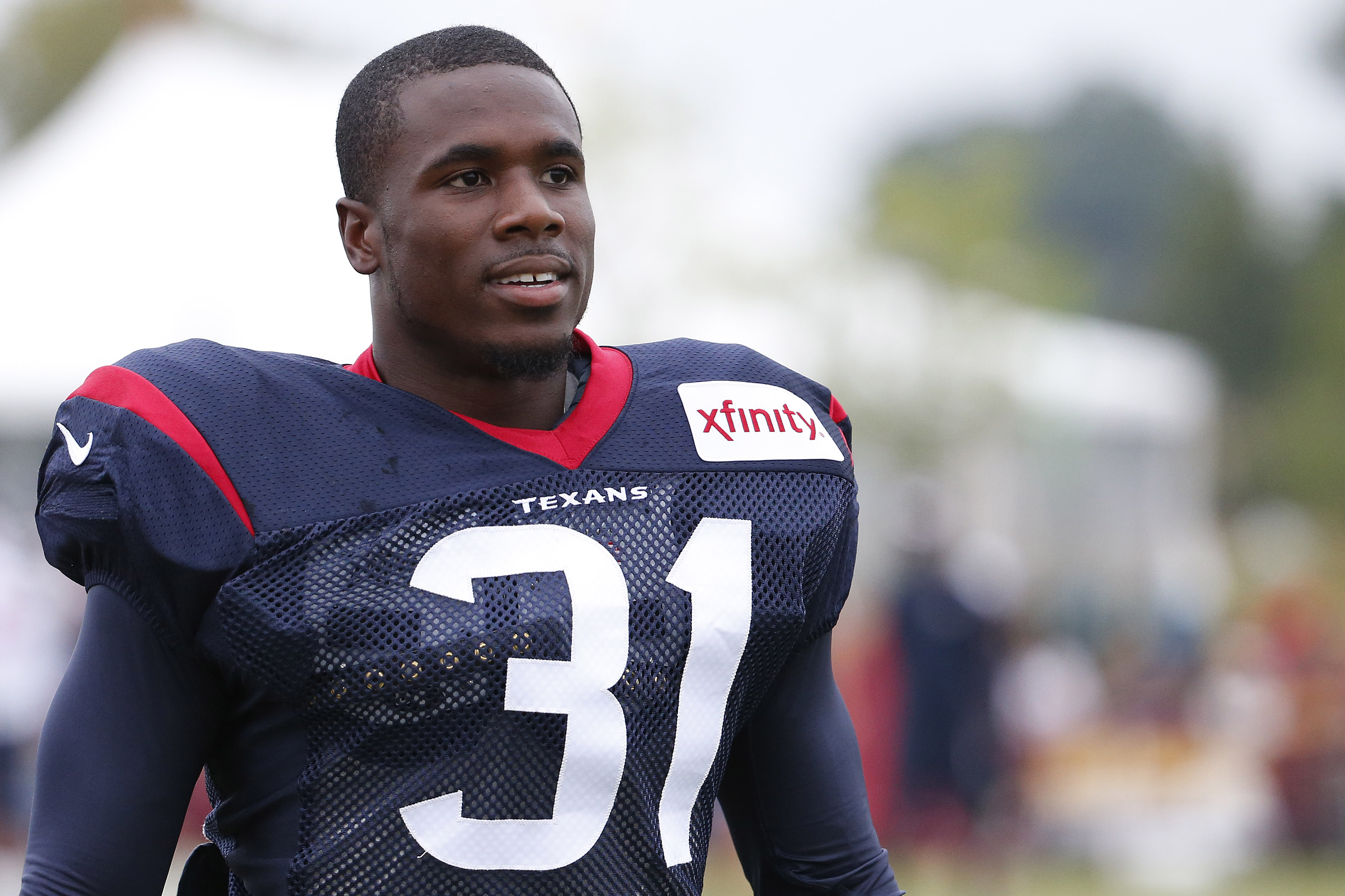 Texans CB and breakout Hard Knocks star Charles James II awaits his fate - as do we all!