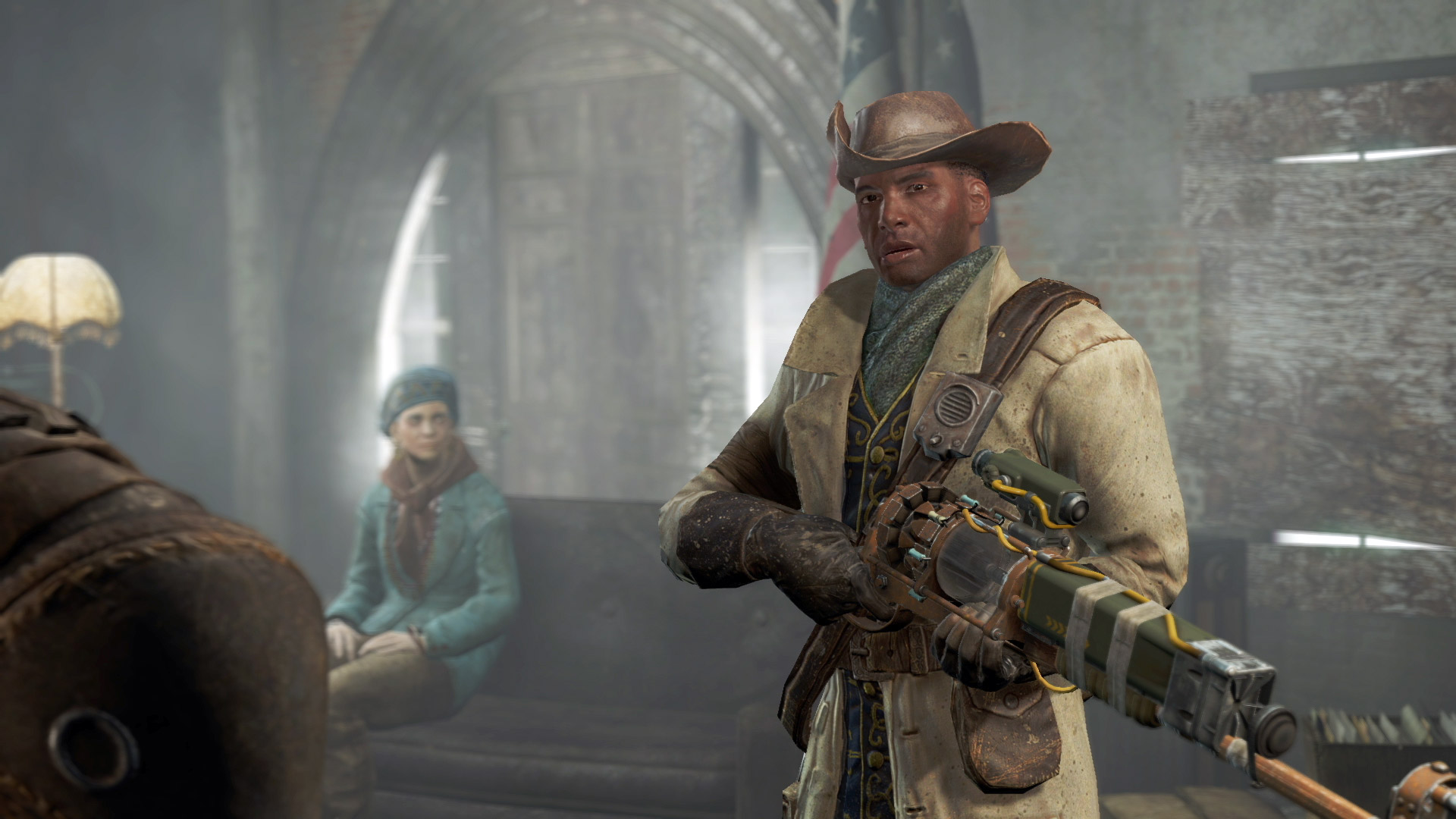 Fallout 4's script dwarfs Skyrim and Fallout 3's combined