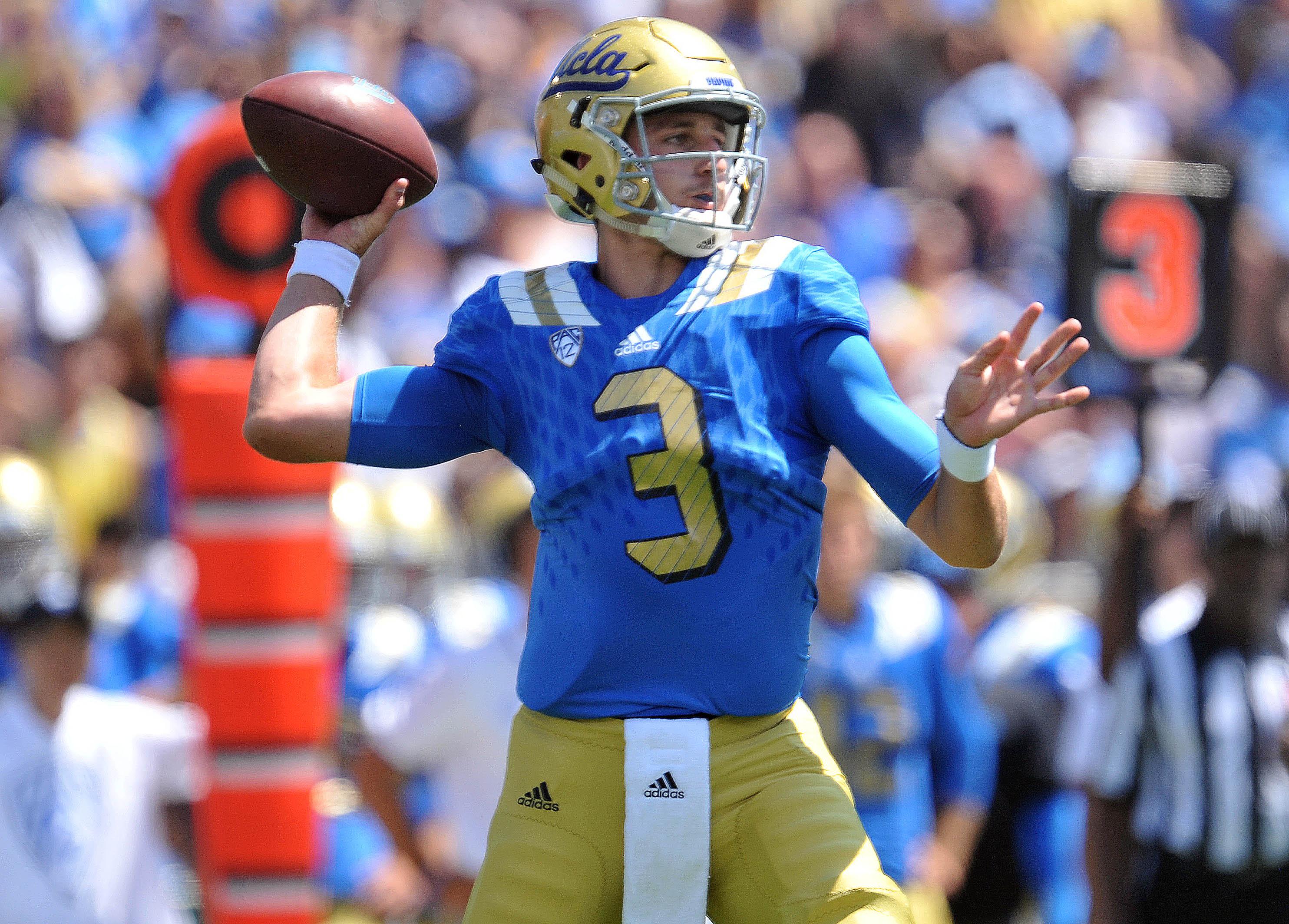 UCLA Quarterback, Josh Rosen