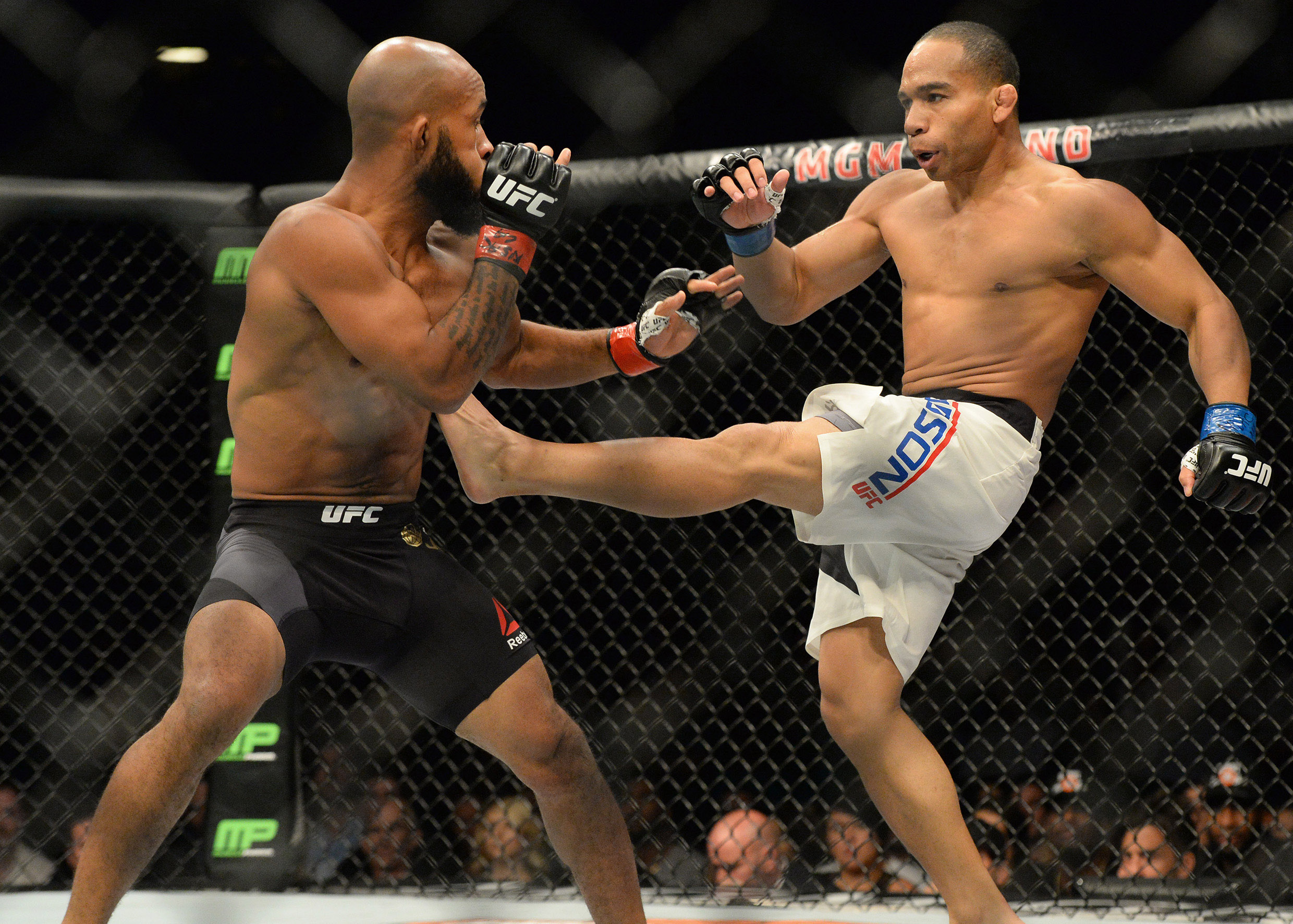 UFC 191 results: Full fight card winners and reaction from Johnson vs. Dodson 2