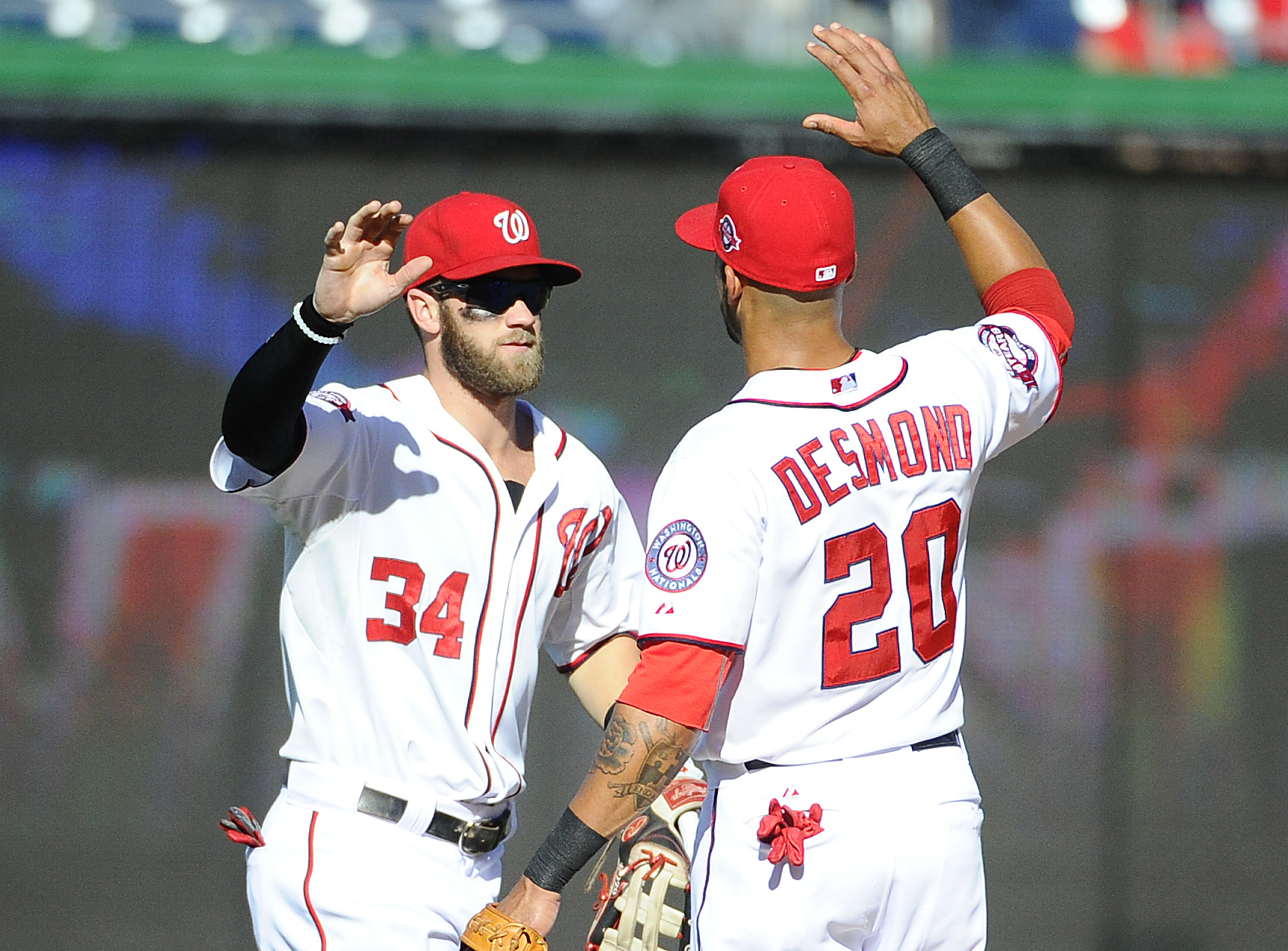 The Nats have clawed their way back to within four games with their recent winning streak. With the Mets weak remaining schedule, let's hope the Nats streak carries over to their head to head matchup with New York.