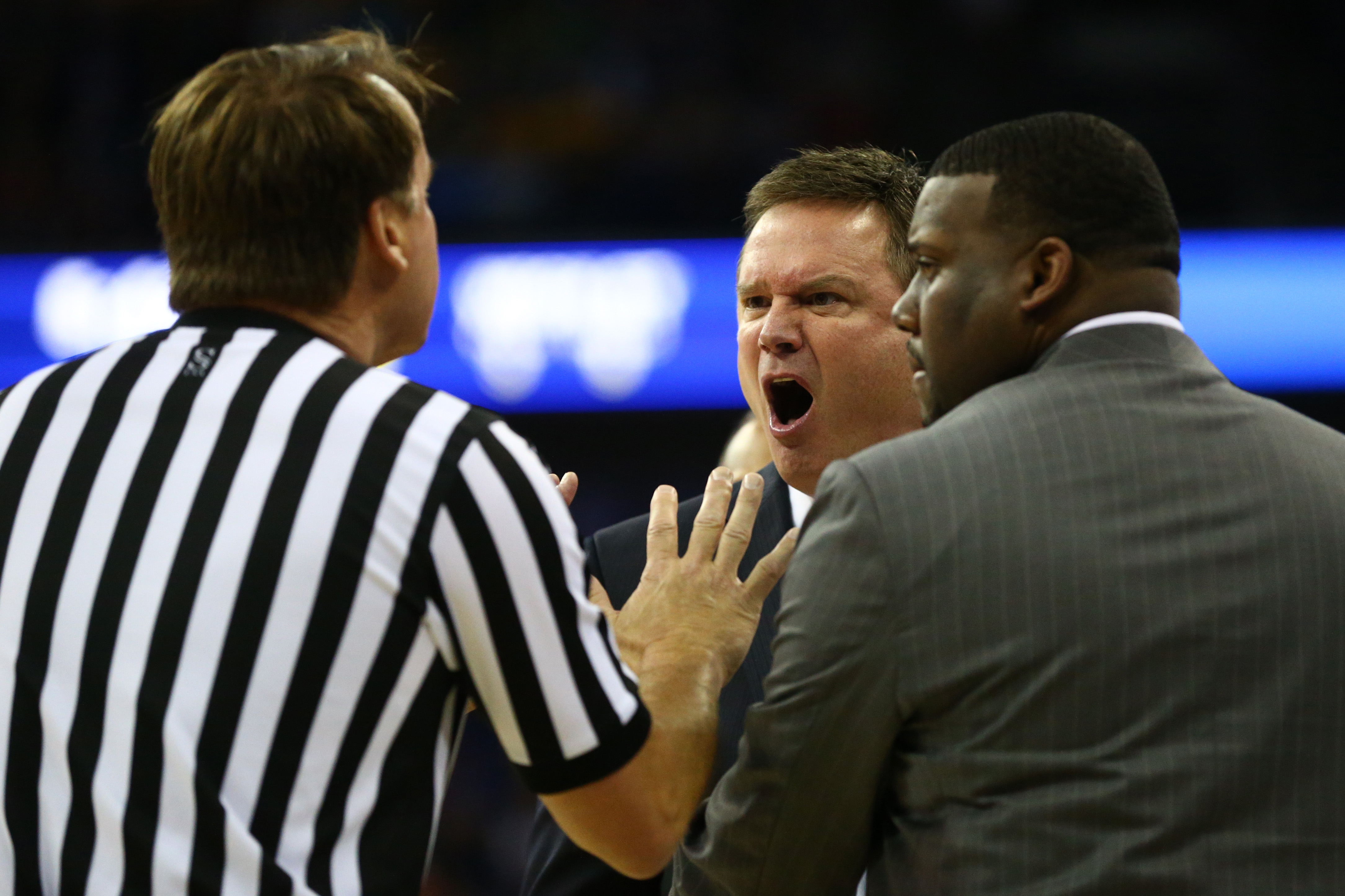 """""""They made the Jayhawk do what!??!!"""""""