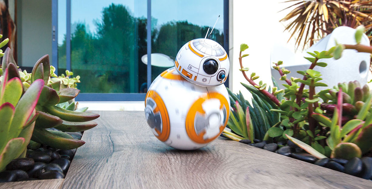 This is how BB-8 works, straight from Sphero's co-founder