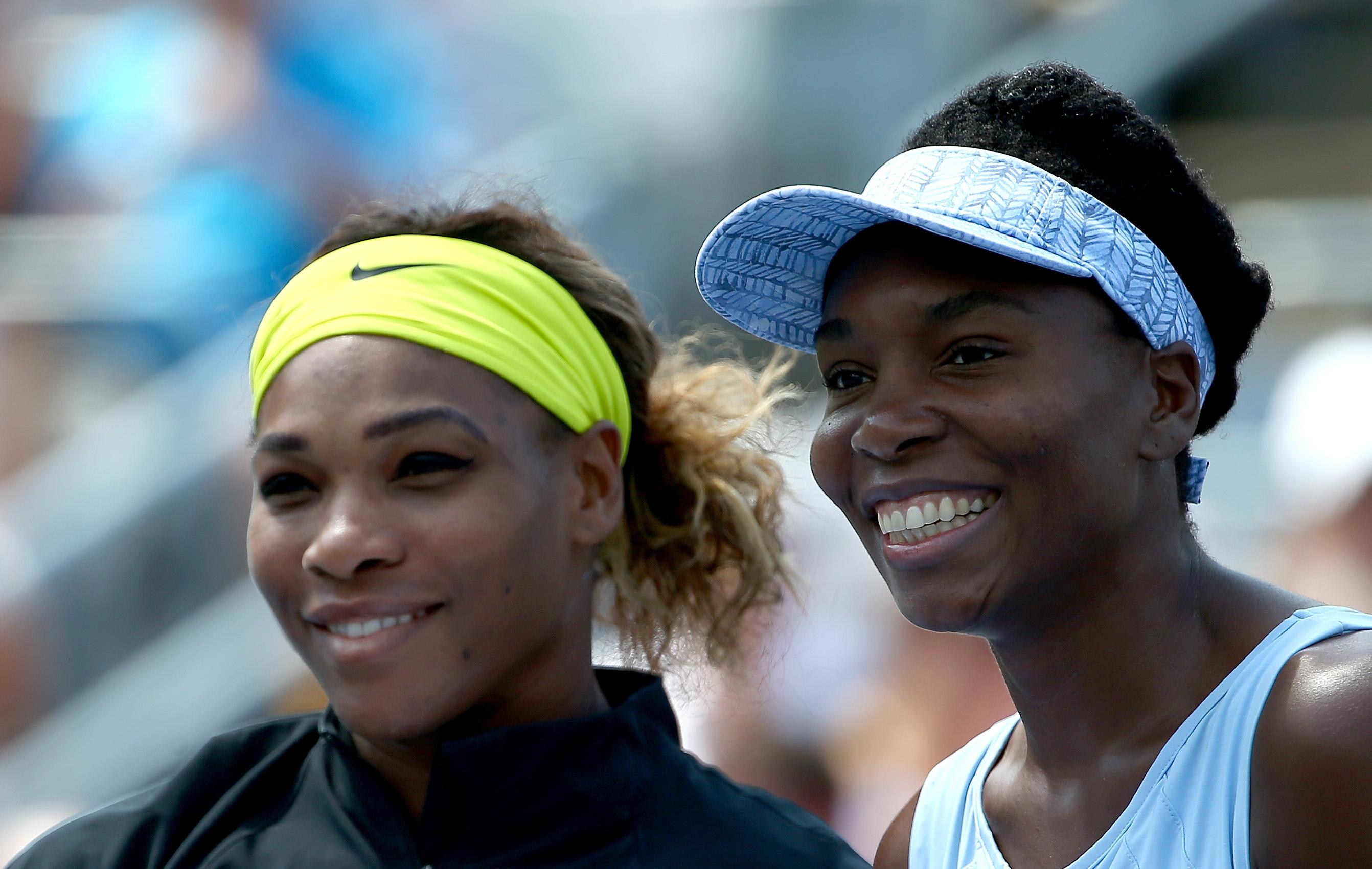 US Open 2015, Serena Williams vs. Venus Williams: Time, TV schedule and live stream
