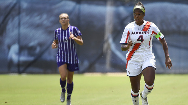 SEC Defensive Player of the Week Kala Faulkner leads the Tigers into SEC play on Friday
