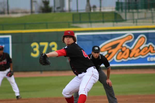 Grant Holmes, the Dodgers' first-round pick in 2014, starts Game 1 for Class-A Great Lakes on Wednesday night in the Midwest League playoffs.