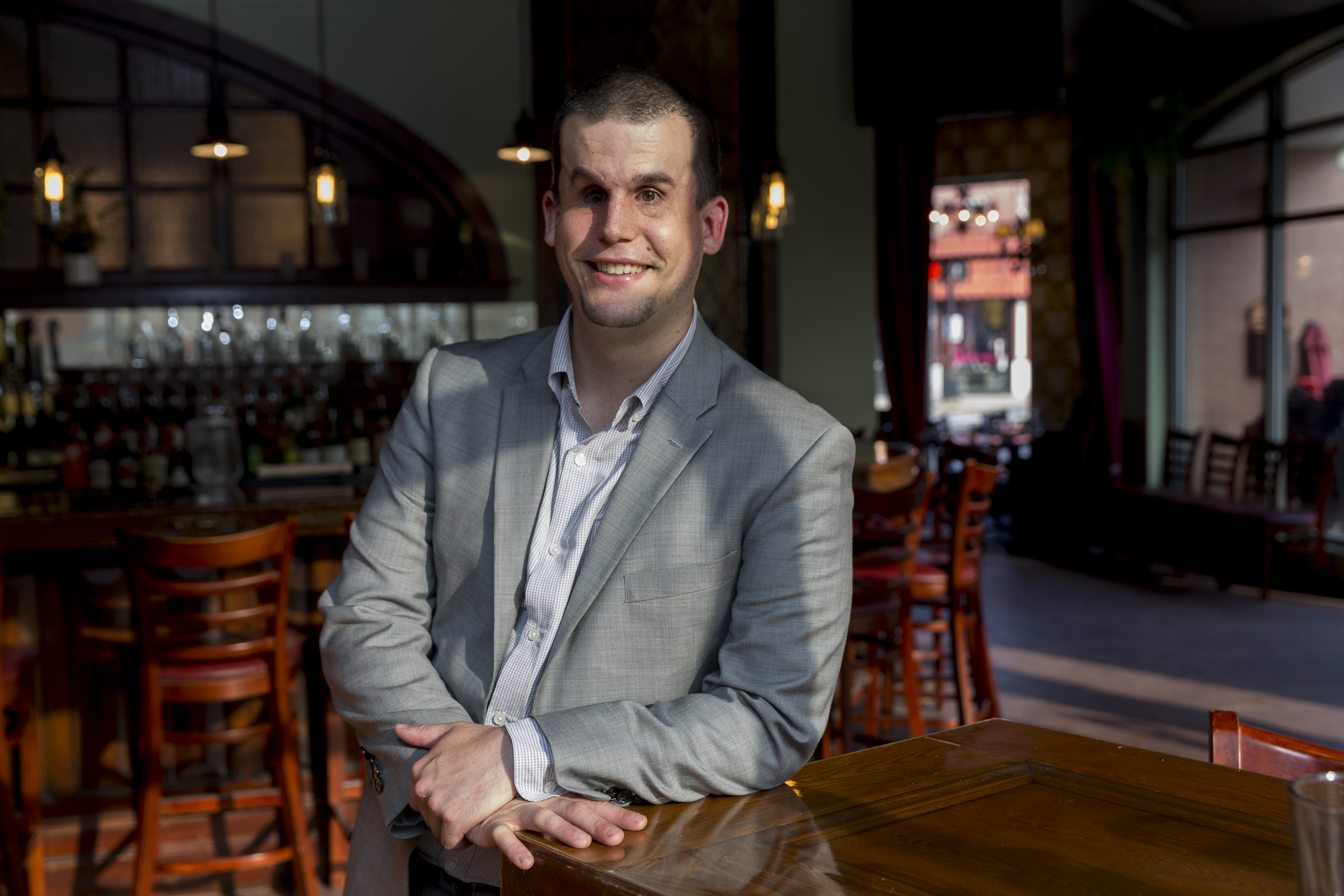 Alex Homans, co-owner and beverage director at The Frogmore