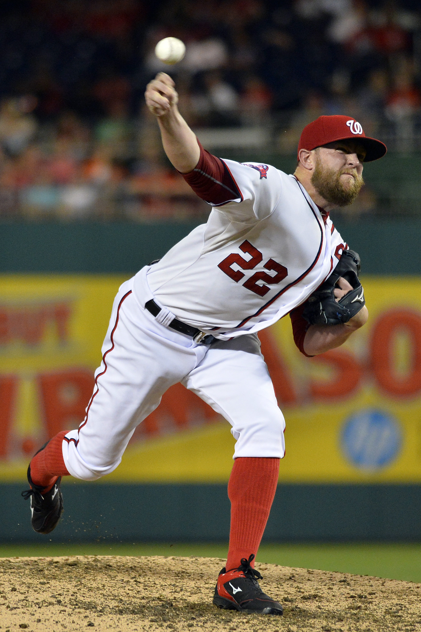 Drew Storen showed us exactly why the Nats went out and got Jonathan Papelbon at the deadline on Tuesday night.