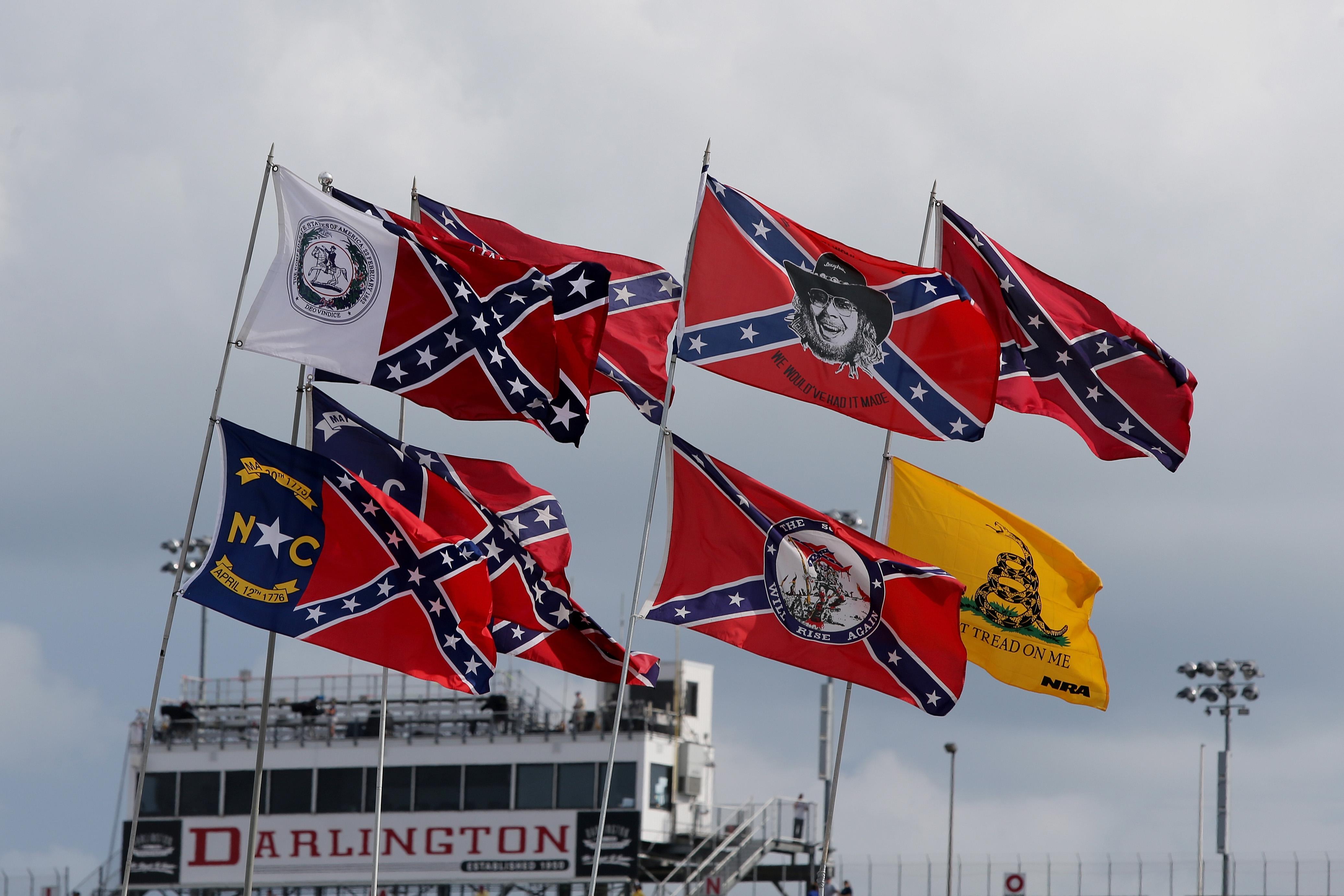 NASCAR's Confederate flag conundrum