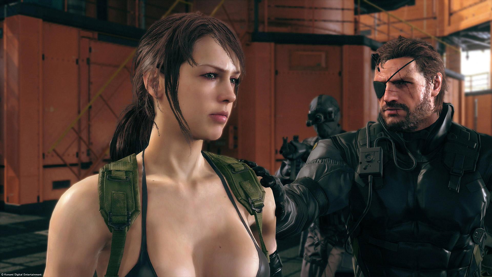 Konami explains workaround for Metal Gear Solid 5 save bug