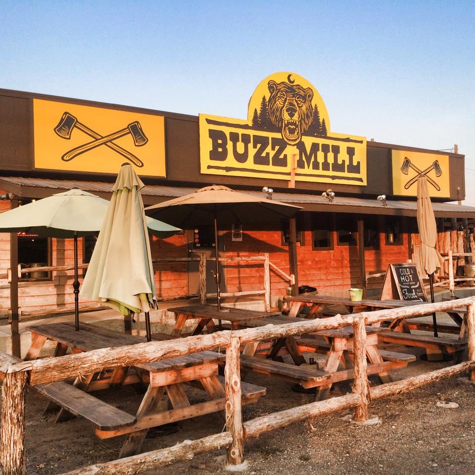 Buzz Mill Coffee