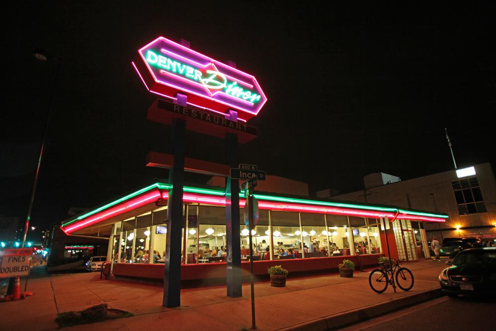 Denver Diner pre-renovation
