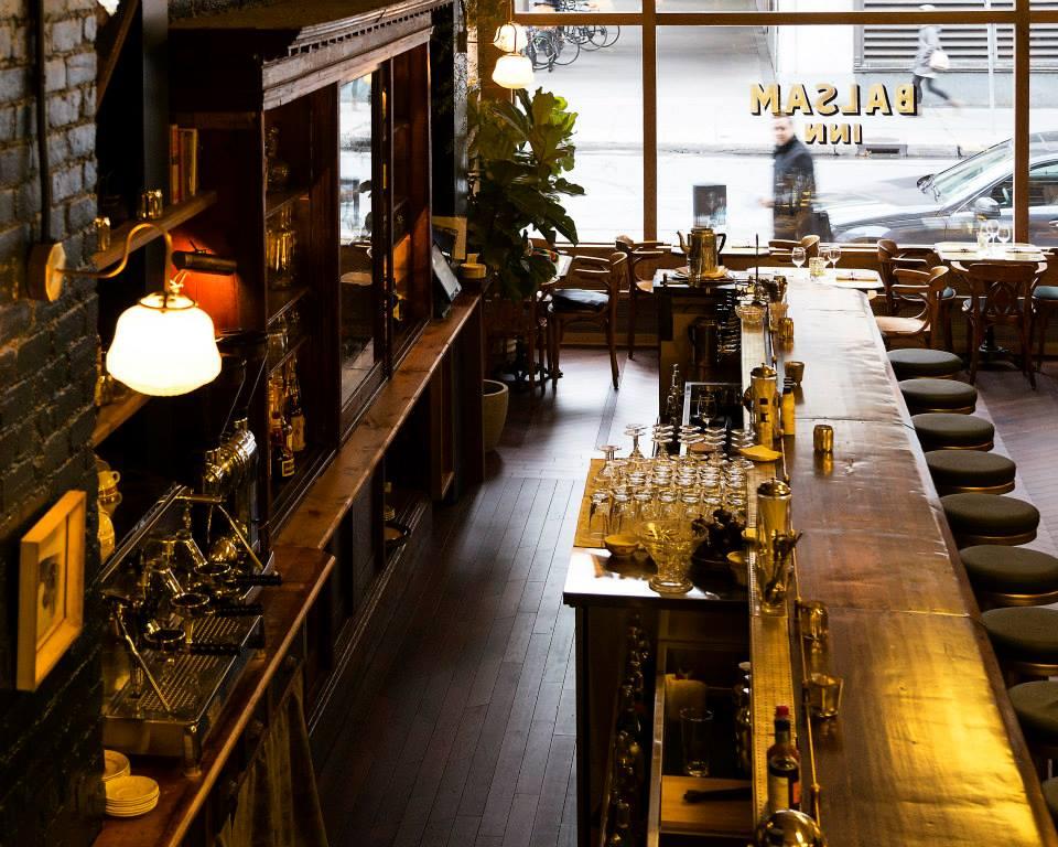 Inside Balsam Inn