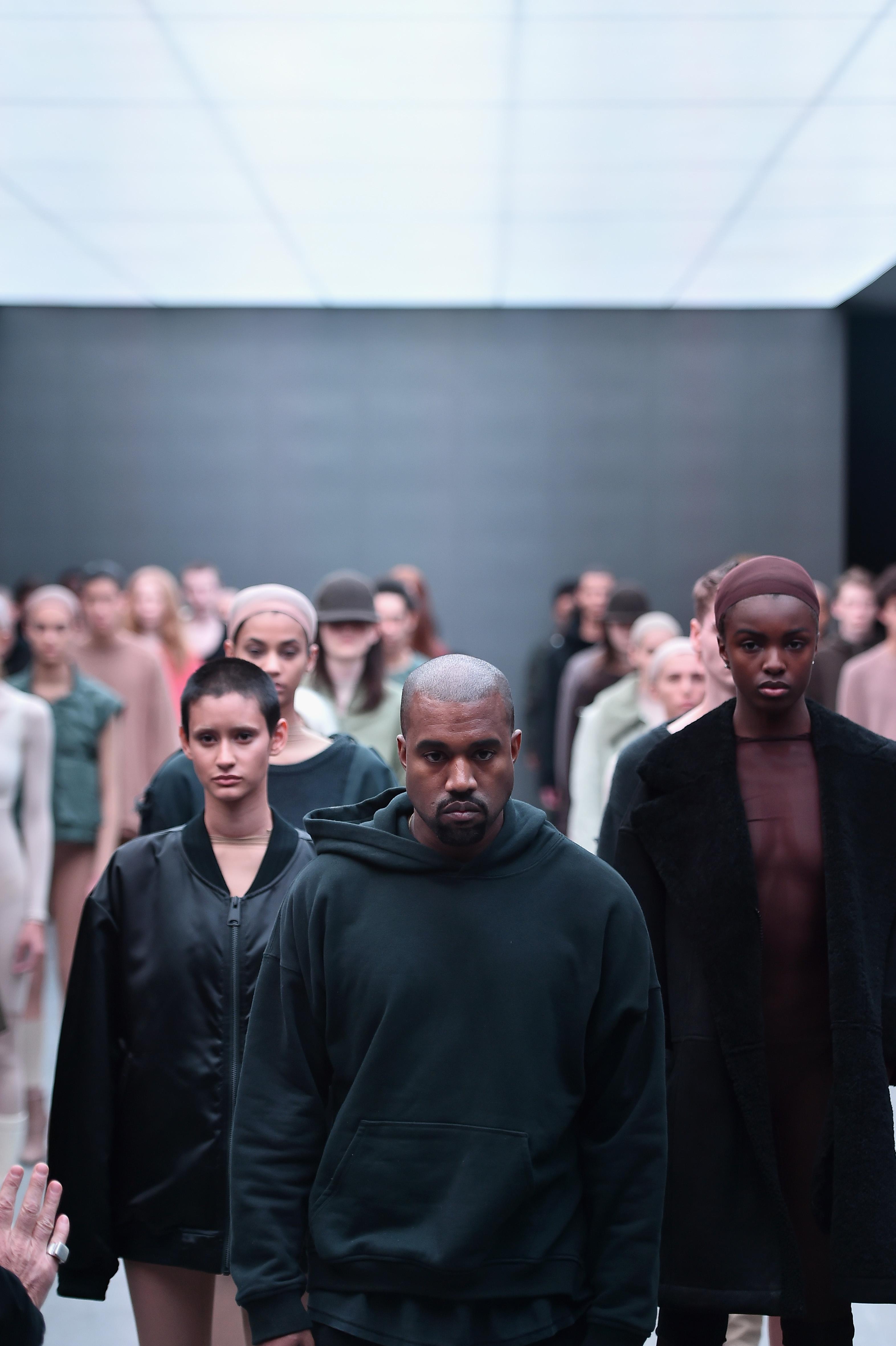 Kanye's Last-Minute Yeezy Season 2 Presentation Is Wreaking Havoc