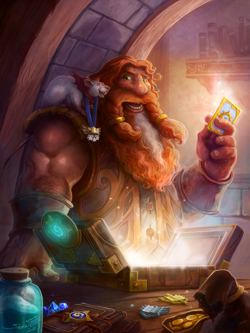 How a Hearthstone player broke the rules during the game's biggest tournament