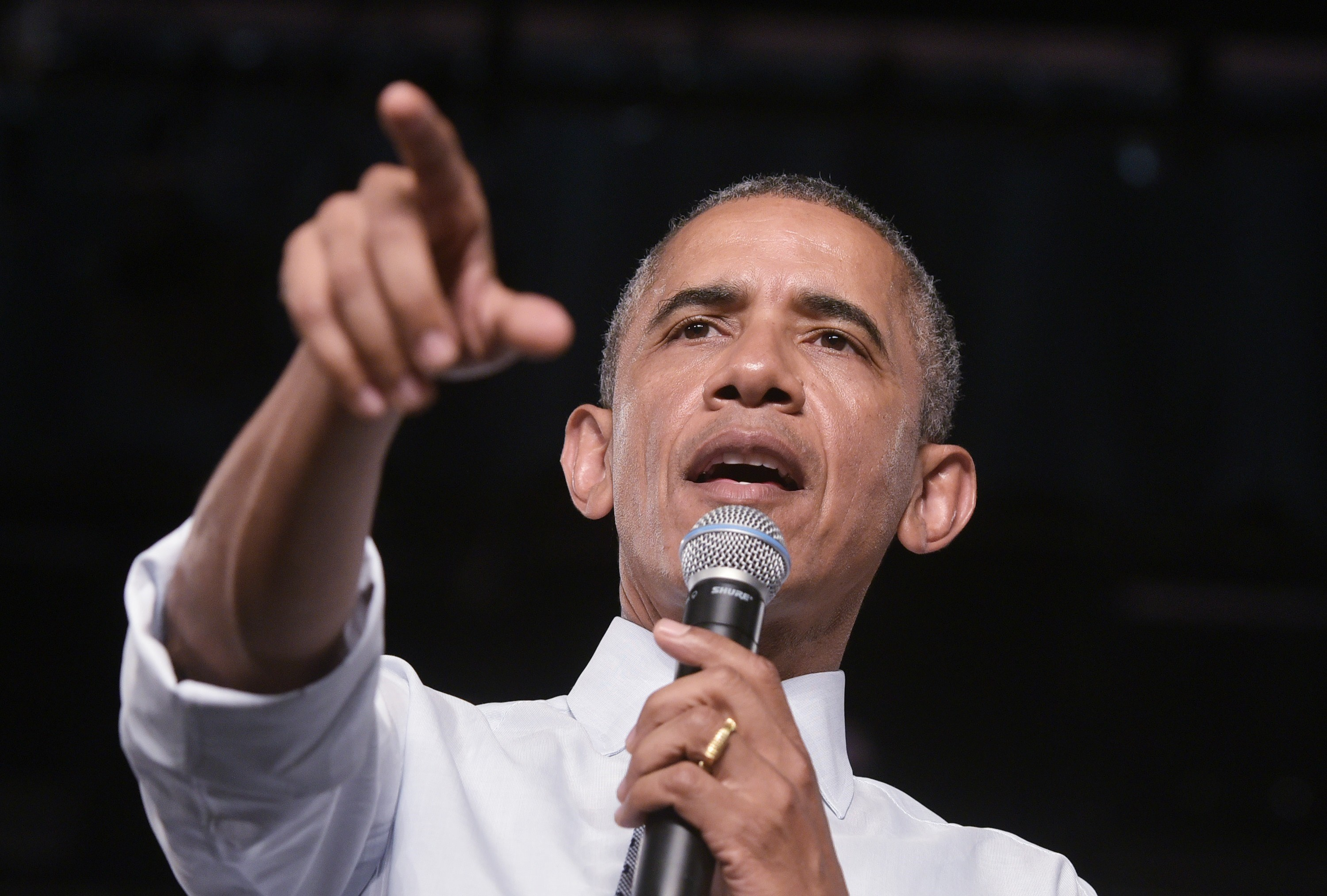 "Obama on liberal college students who want to be ""coddled"": ""That's not the way we learn"""