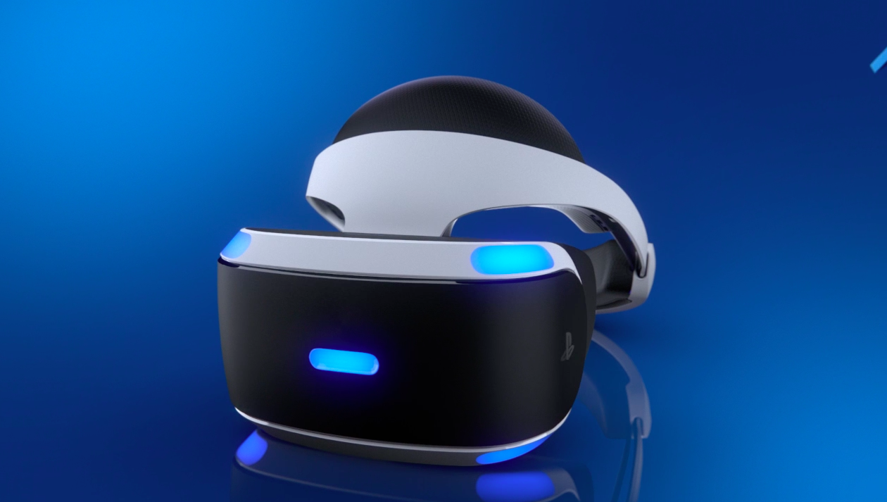 Sony's Project Morpheus is now named PlayStation VR