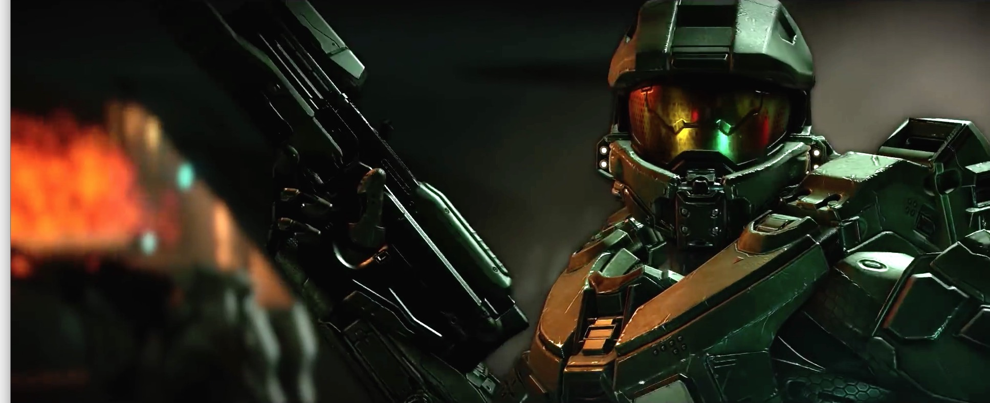 The Halo 5 tech that scales resolution to ensure 60fps and 'large-scale destruction'