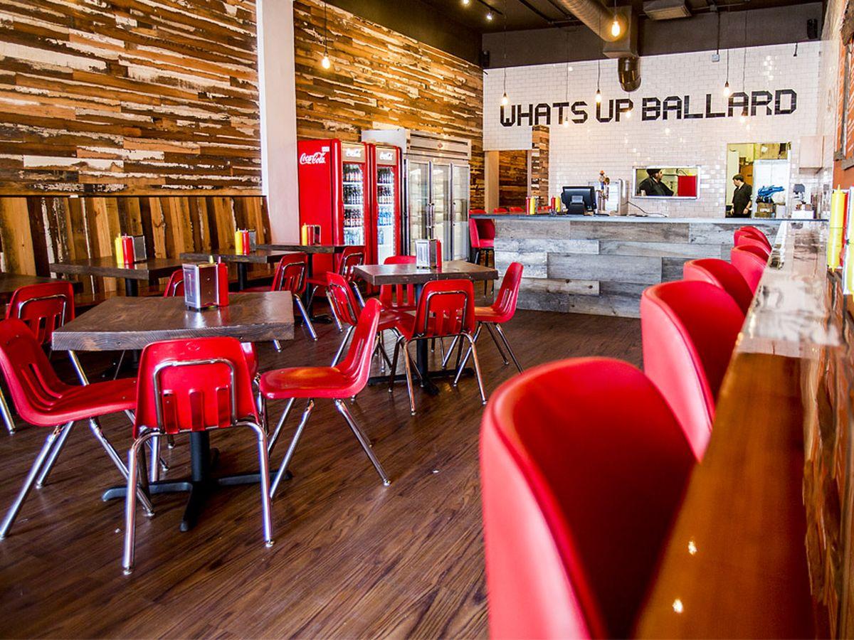 L'il Woody's (Ballard location)