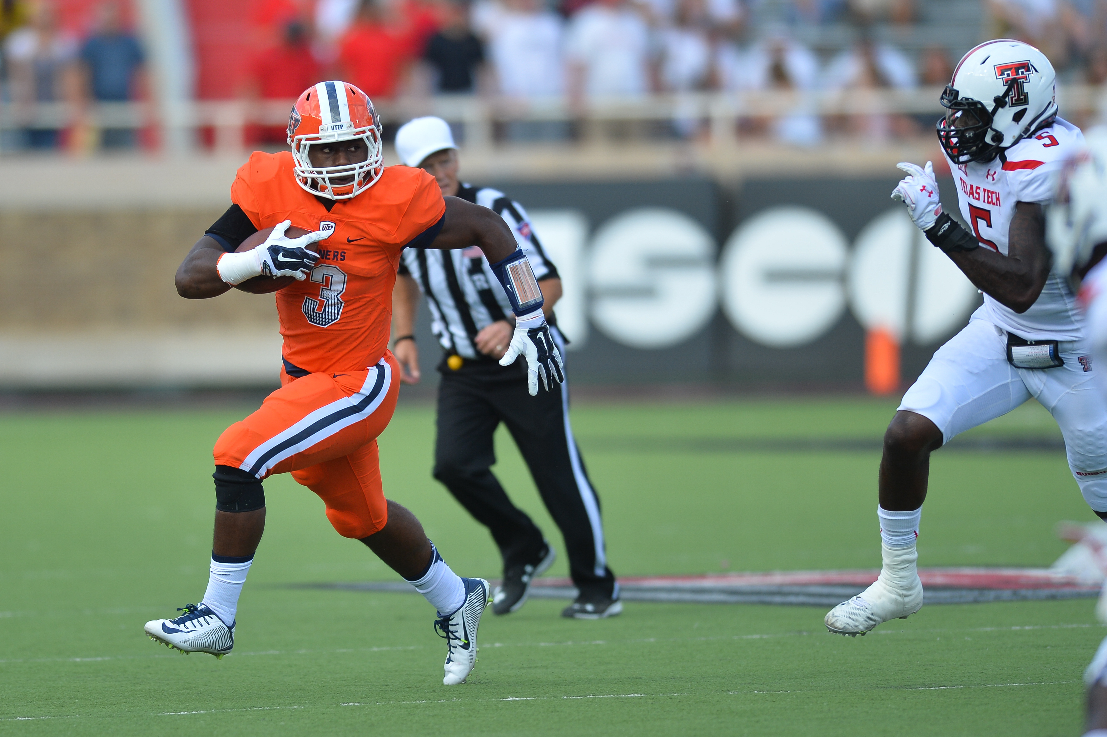 Can Treyvon Hughes be the next star in UTEP's backfield?