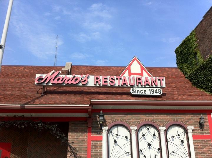 Mario's.