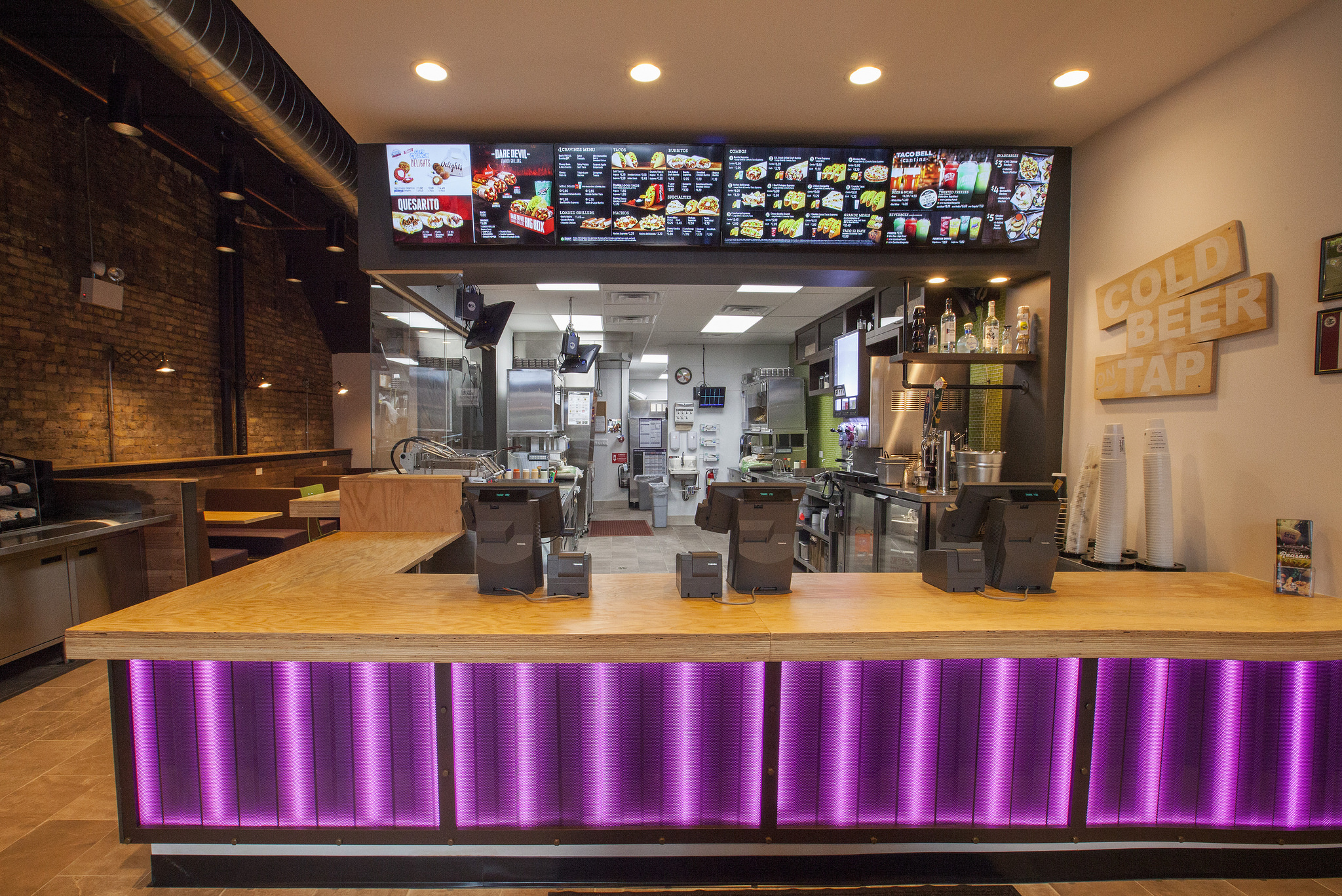 Taco Bell Cantina Chicago