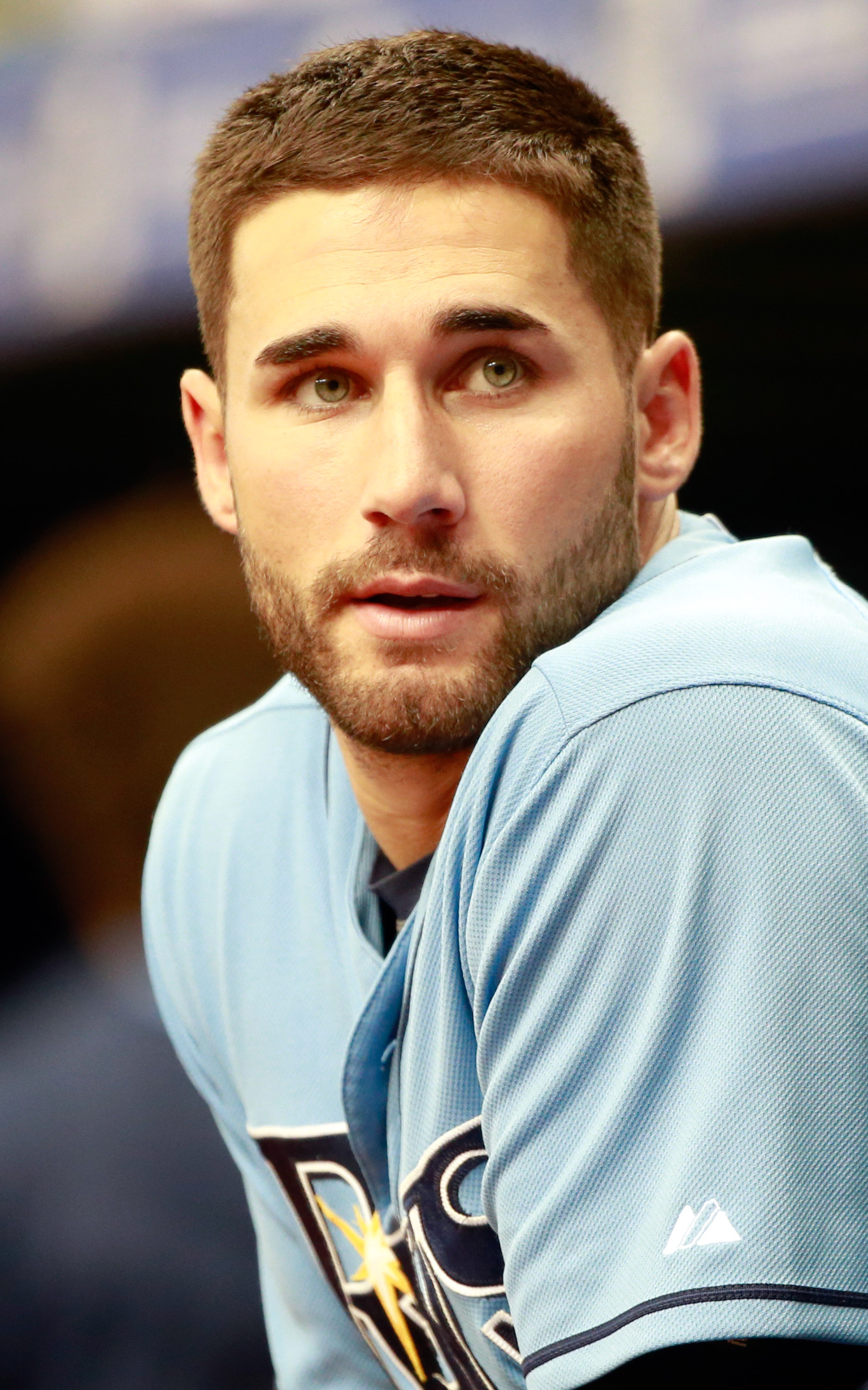 Did he also set the MLB record for being the most handsome?