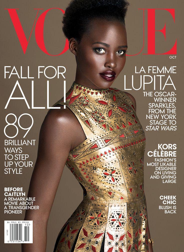 """Photo: <a href=""""http://www.vogue.com/slideshow/13338428/lupita-nyongo-fall-2015-couture-october-cover/#1"""">Vogue.com</a>"""
