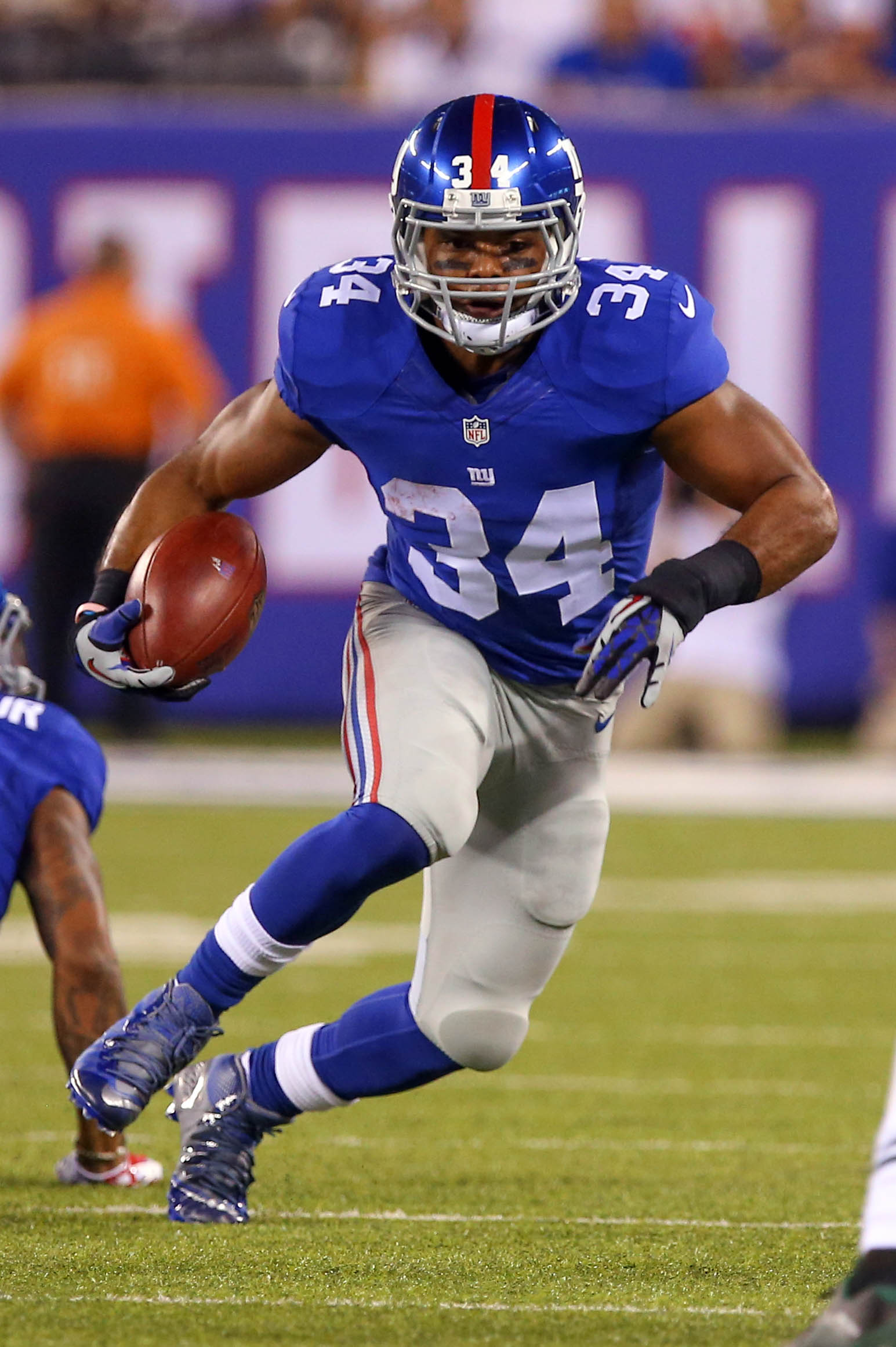 Shane Vereen could be a key weapon Sunday for the Giants
