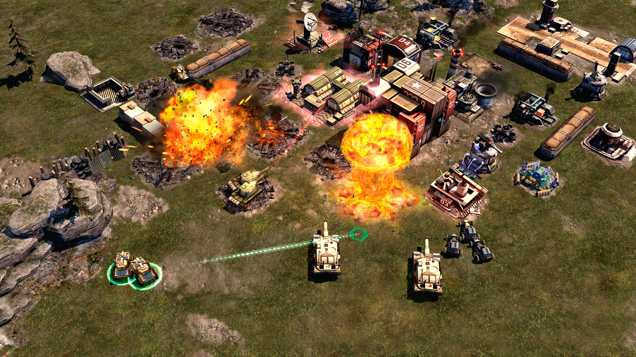 Command & Conquer's Louis Castle returns to fight again on the RTS front