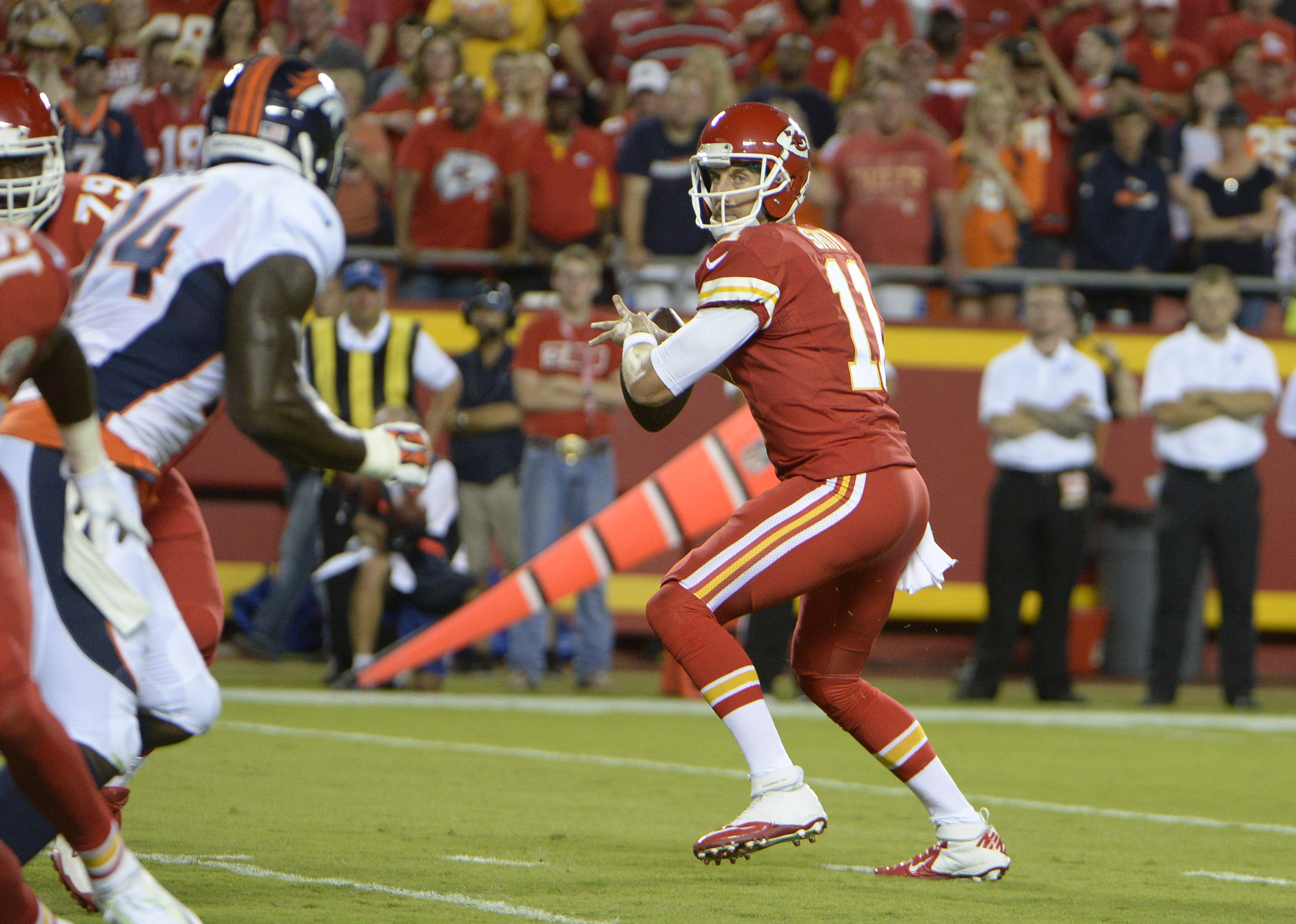Here's a crazy thing about Alex Smith that you haven't heard yet
