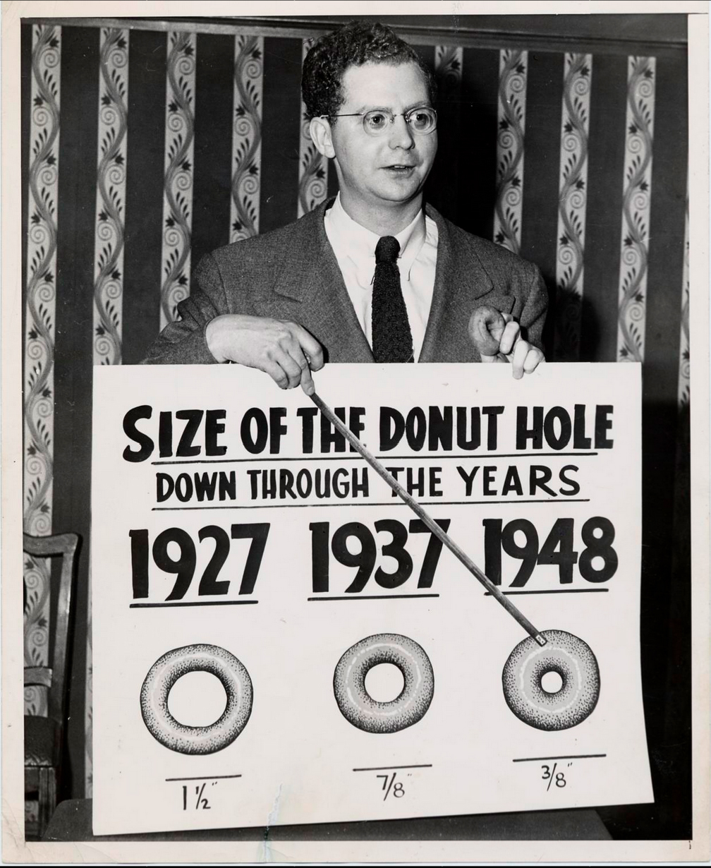 The donut is a lie.