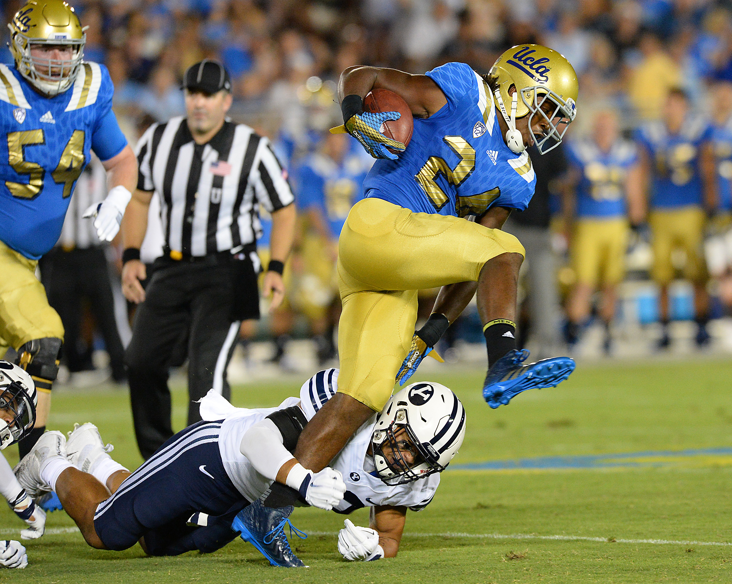 Wouldn't mind seeing more carries for Paul Perkins in the 2nd half.