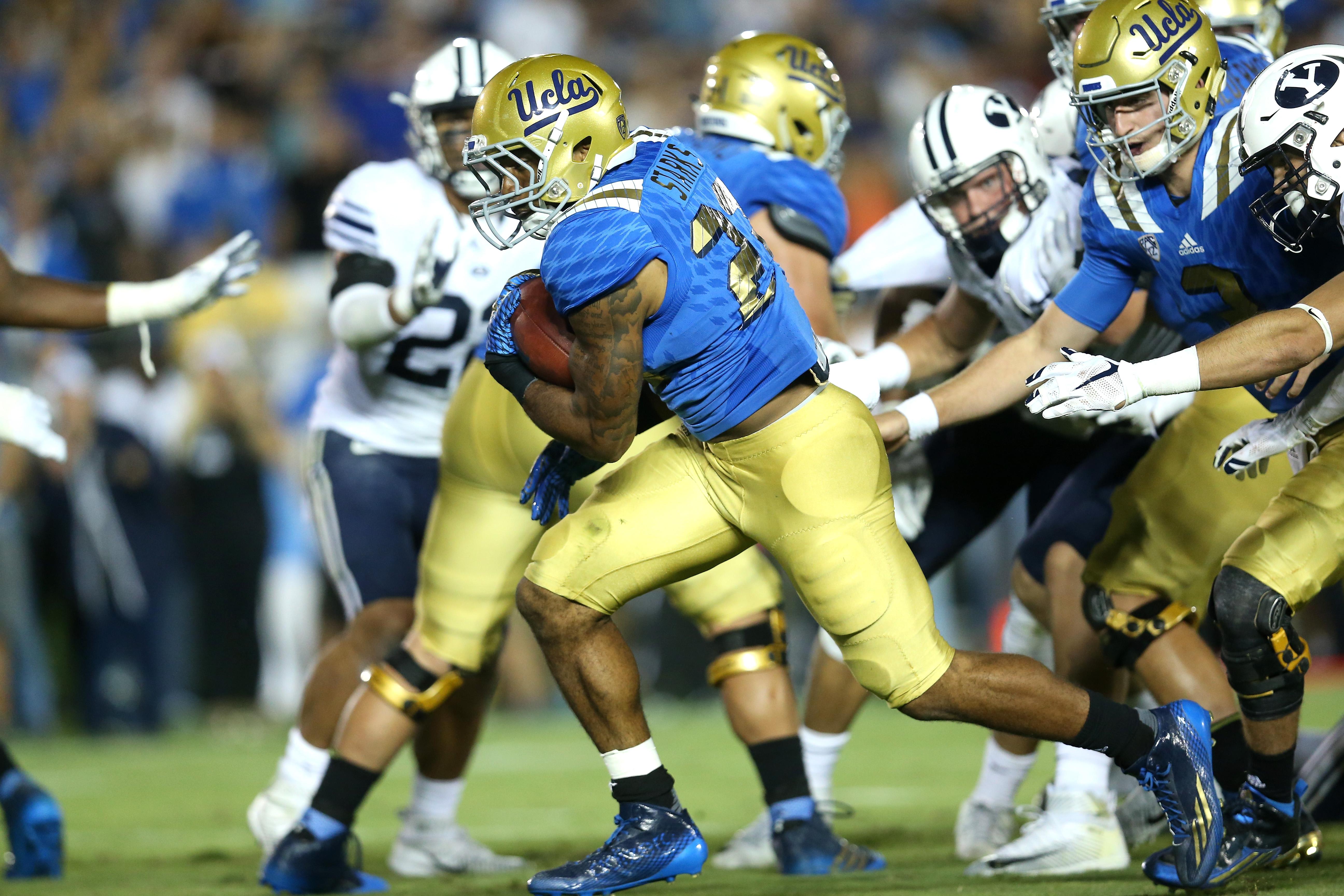 UCLA's Nate Starks