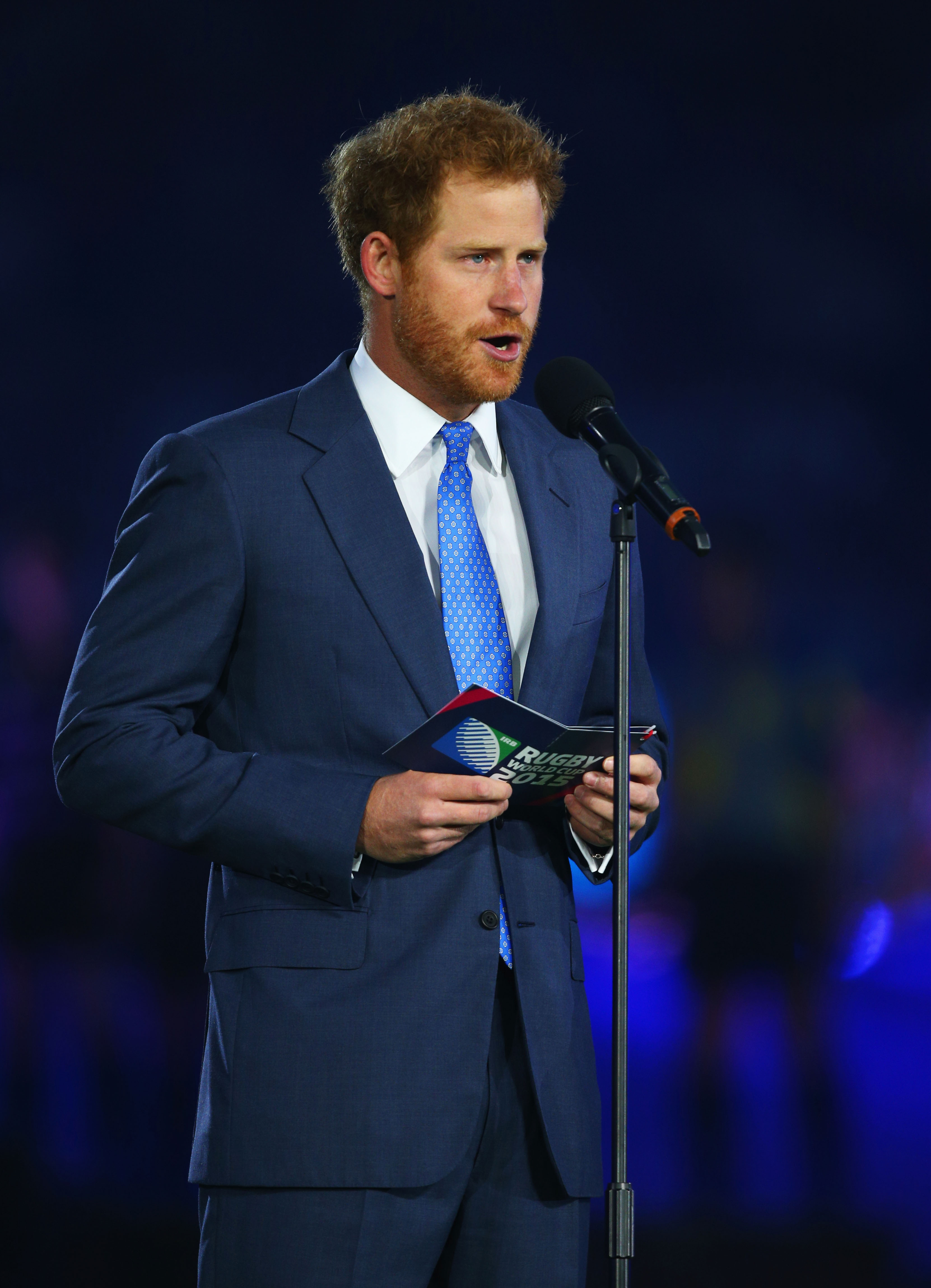 Kate Middleton Doesn't Know What's Going On With Prince Harry's Facial Hair Either