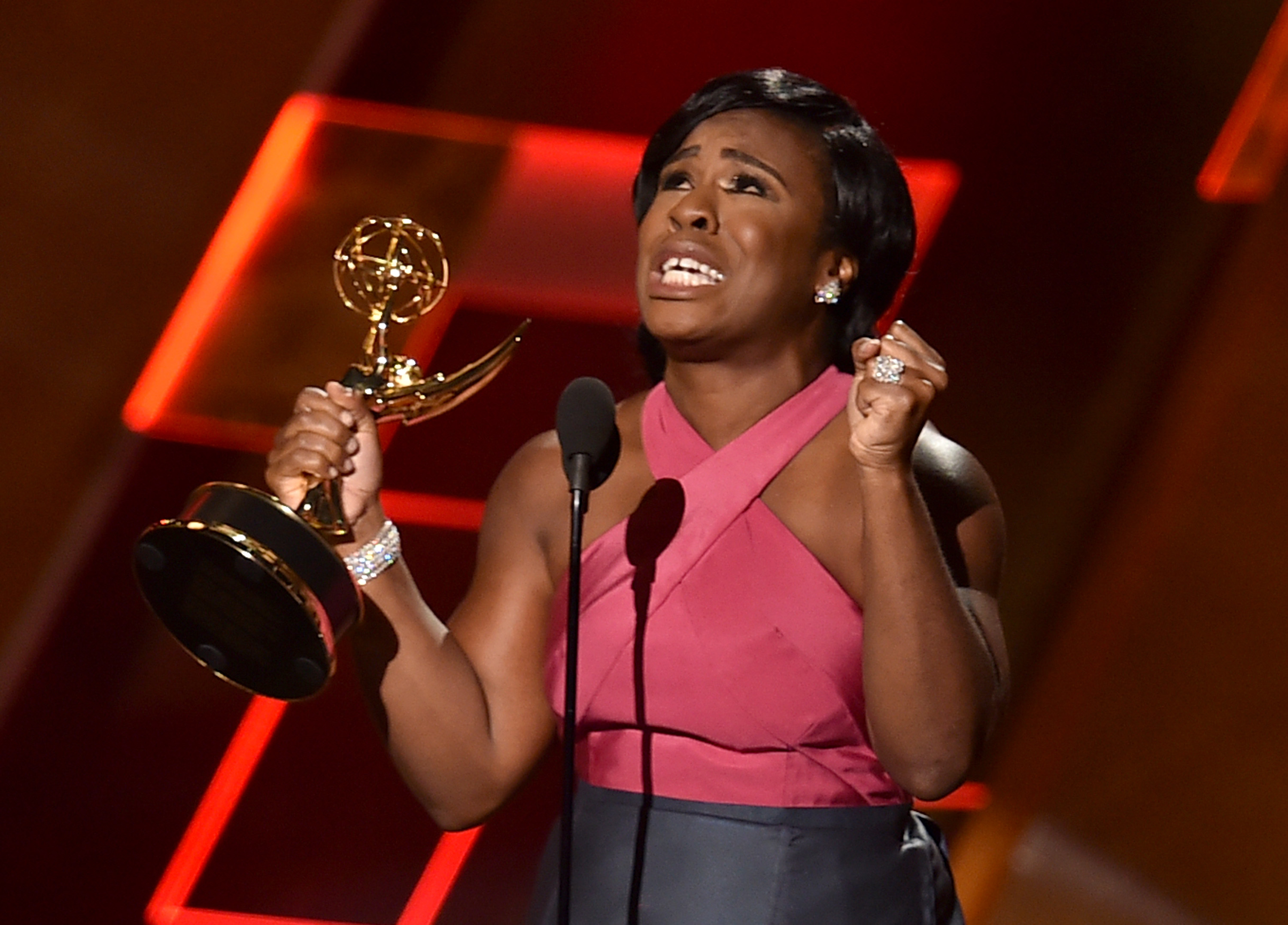 Eleven and a Half Things You Missed From the 2015 Emmys