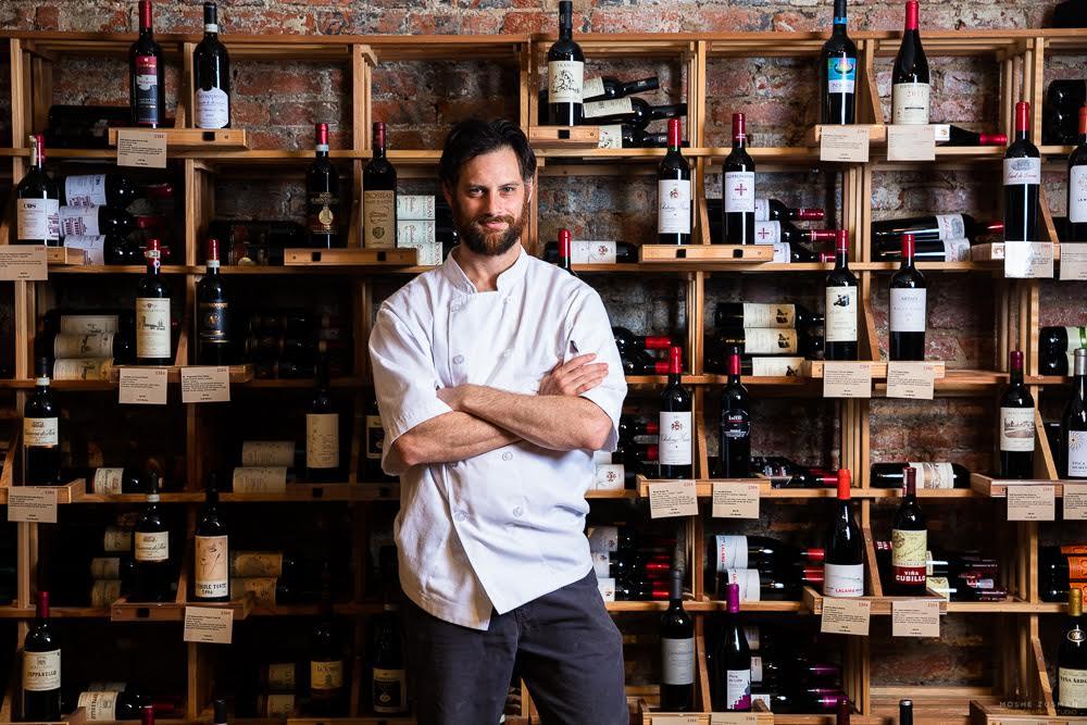 Jason Schreuder from Cork Wine Bar