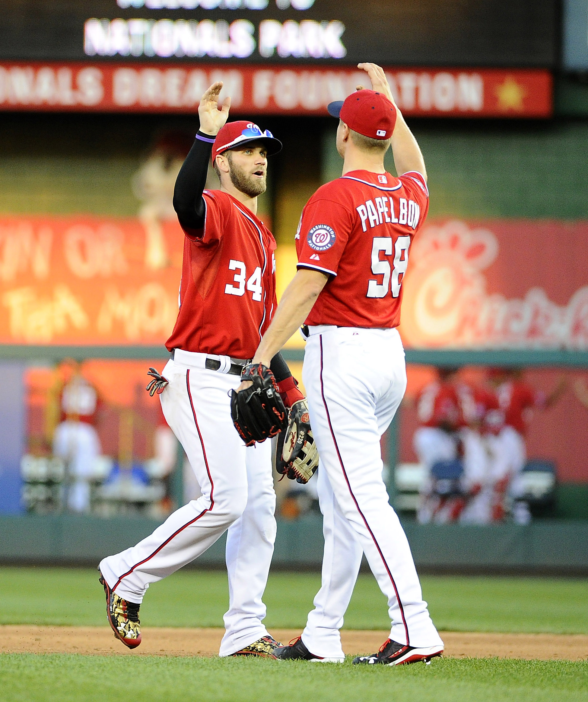 The Nats are firing on all cylinders right now, and have outscored their opponents by a ridiculous 117-69 margin so far in September. Can they keep on rolling?