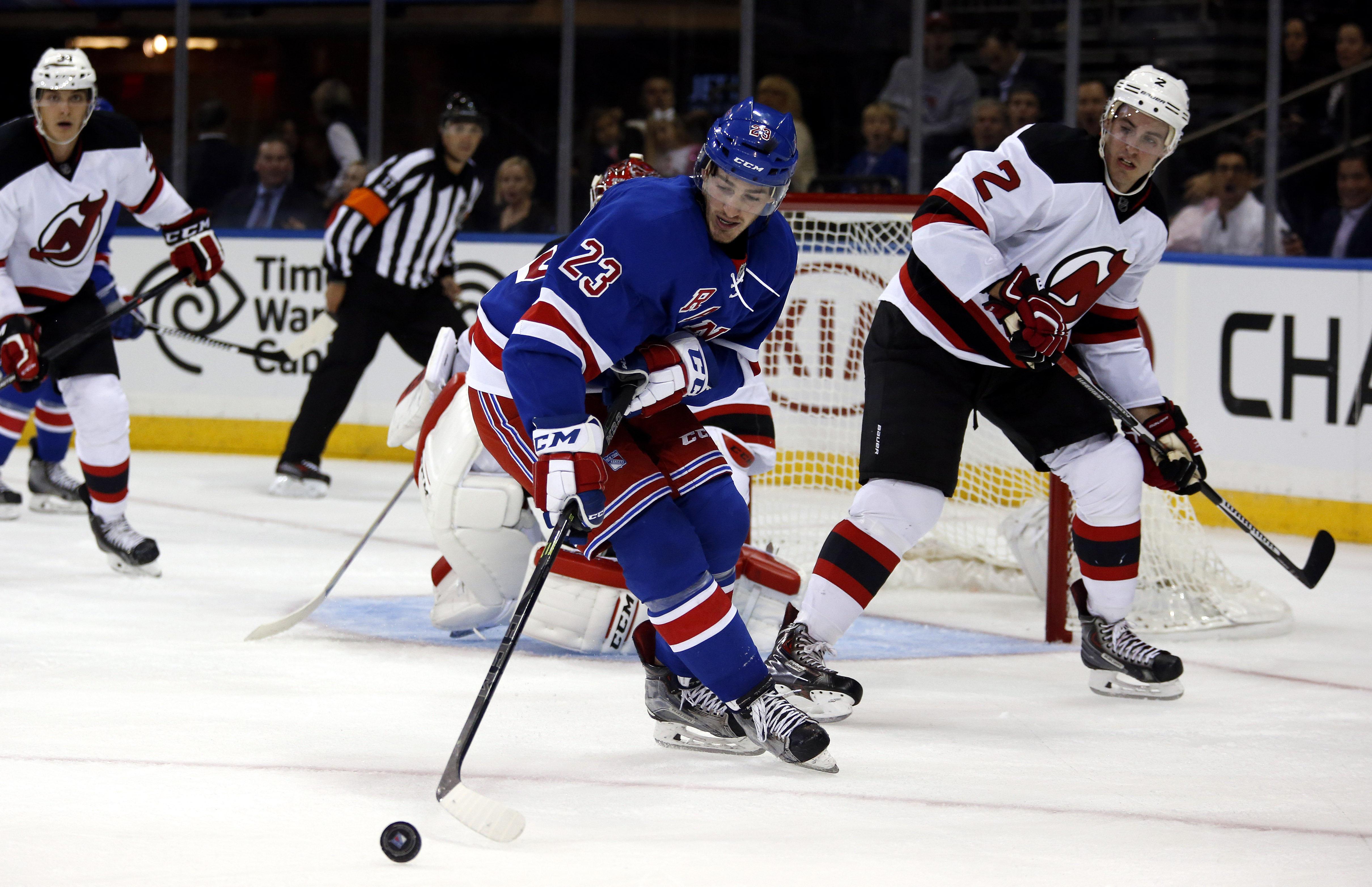 Rangers Pregame Stoll & Etem in Tonight s Lineup
