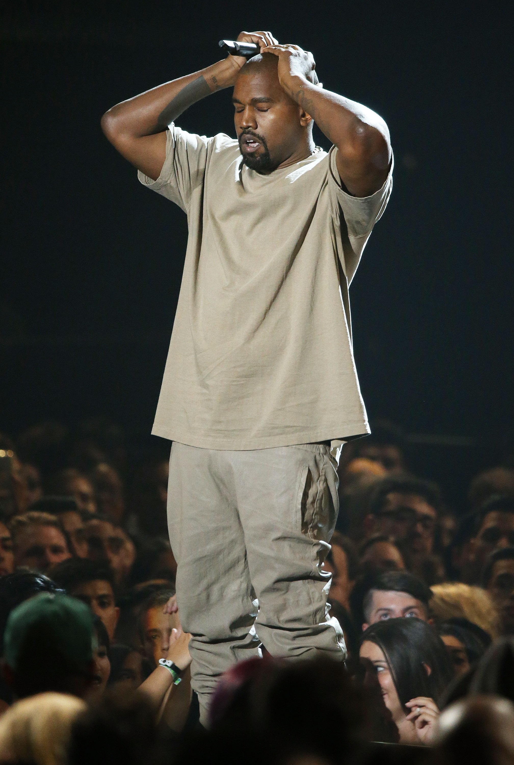 Kanye West Is Irrationally Afraid of 3-D Printing