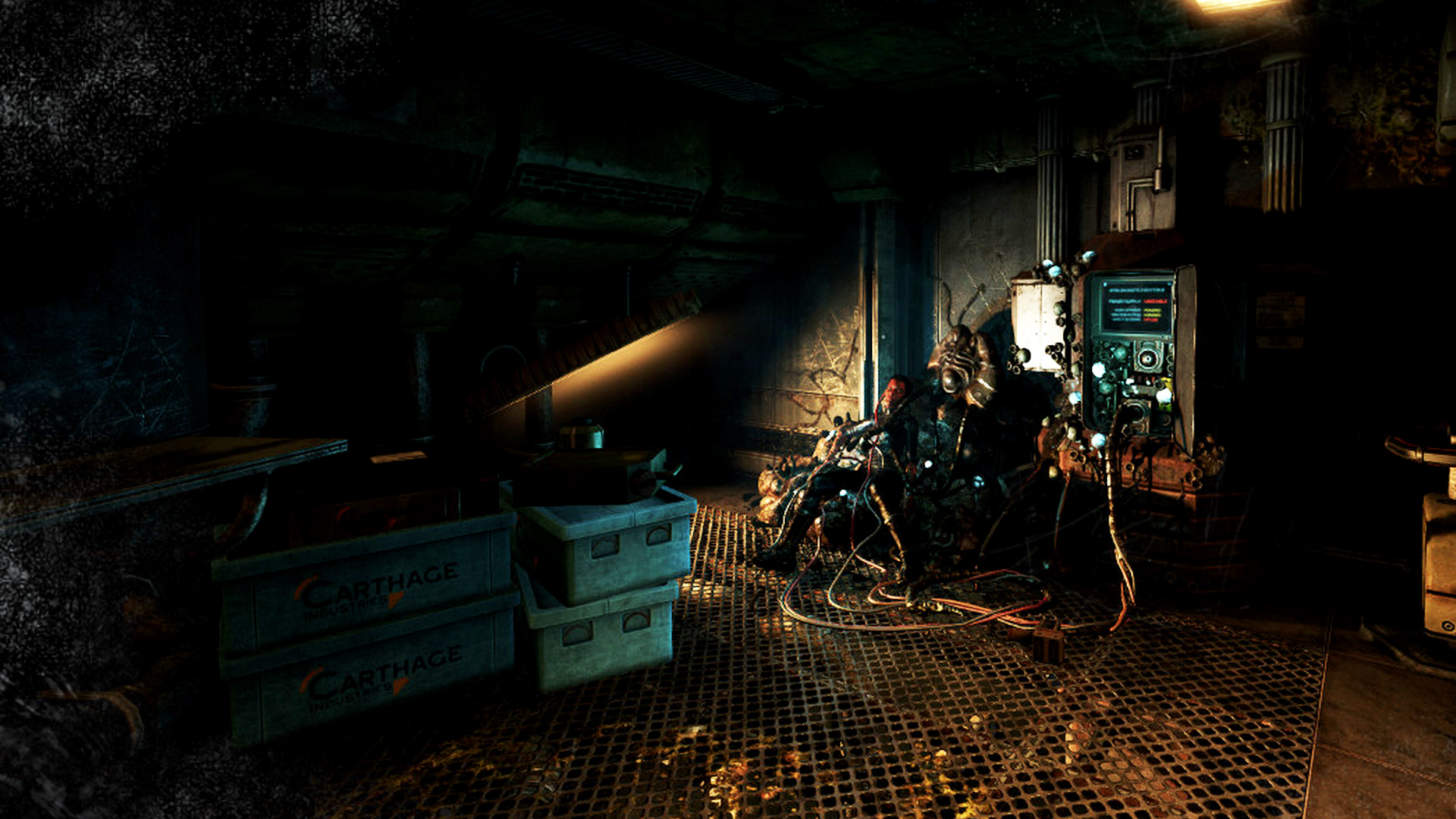 SOMA and the dirty, nasty side of human nature