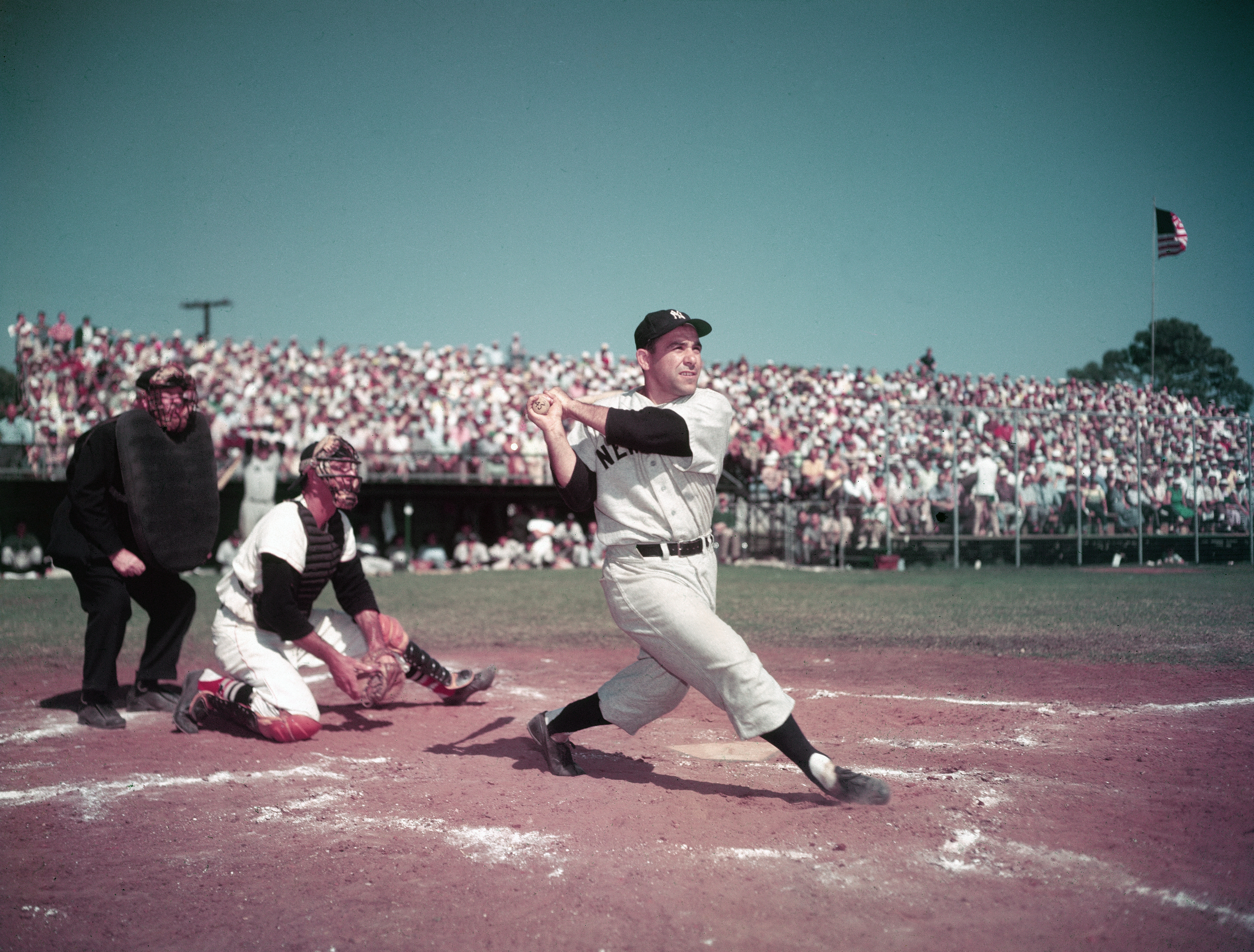Yogi Berra, Yankees legend and Hall of Famer, passes away at age 90