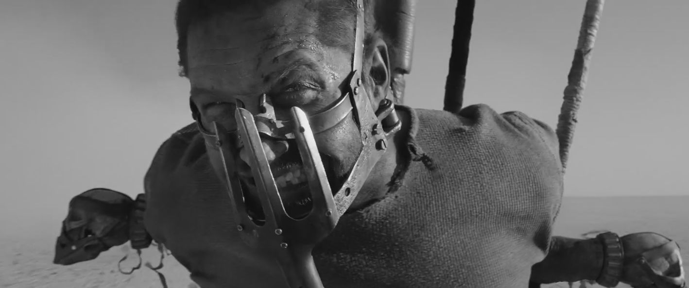 Mad Max in black and white, with no dialogue, is amazing and you can watch it now