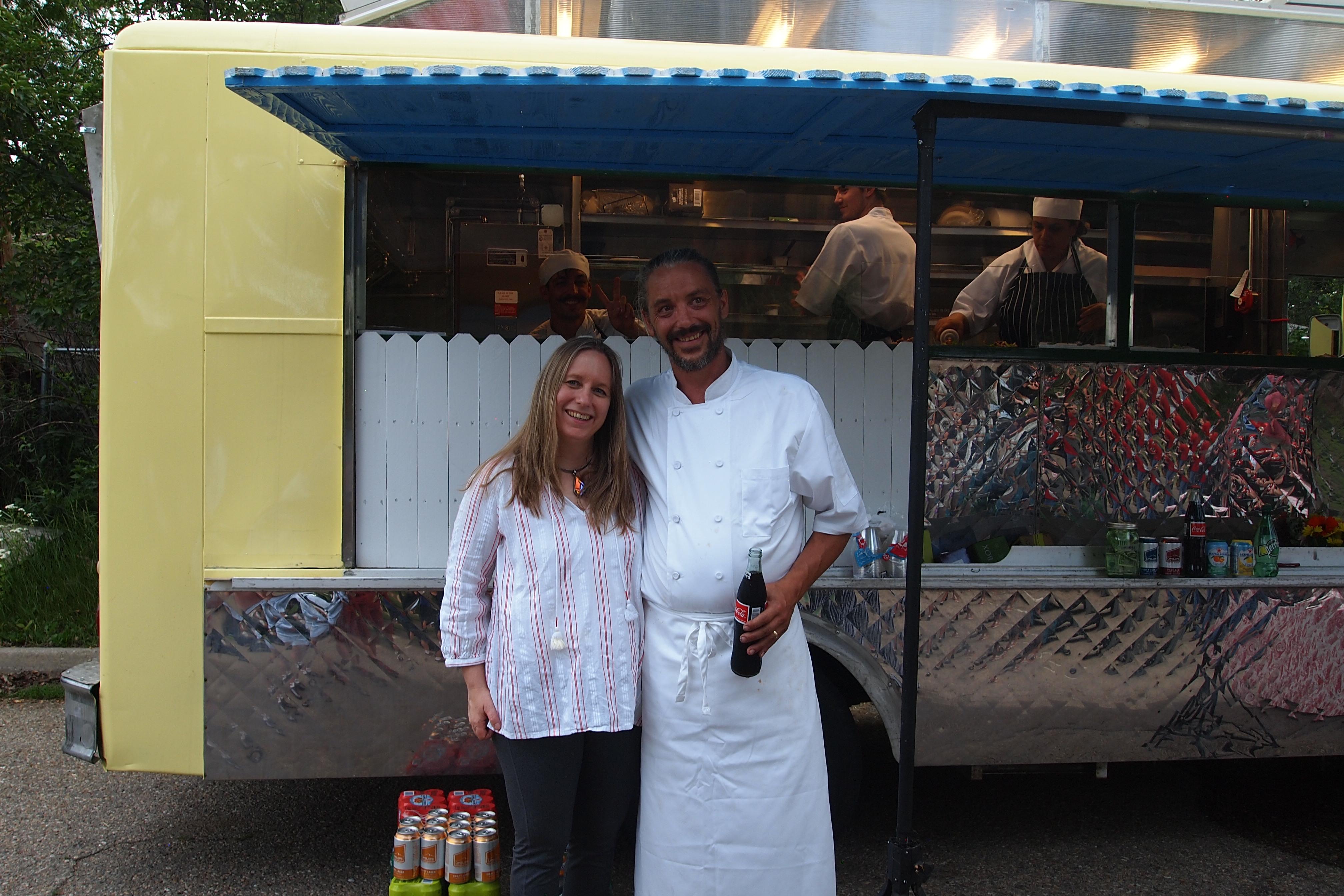 Owners Lori and Michael DeBoer